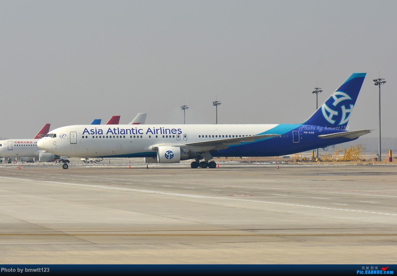 Re:[原创]【SHE沈阳】第43次桃仙拍机!好久没拍了。。。 767-300 HS-AAB 中国沈阳桃仙国际机场