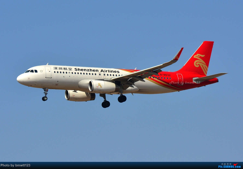 Re:[原创]【SHE沈阳】第43次桃仙拍机!好久没拍了。。。 AIRBUS A320-200 B-8632 中国沈阳桃仙国际机场