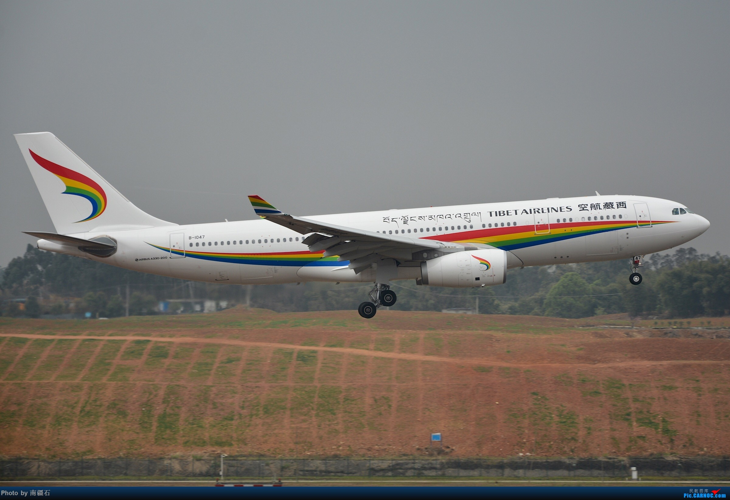 Re:[原创]TV最新一只a332 B-1047 AIRBUS A330-200 B-1047 中国成都双流国际机场