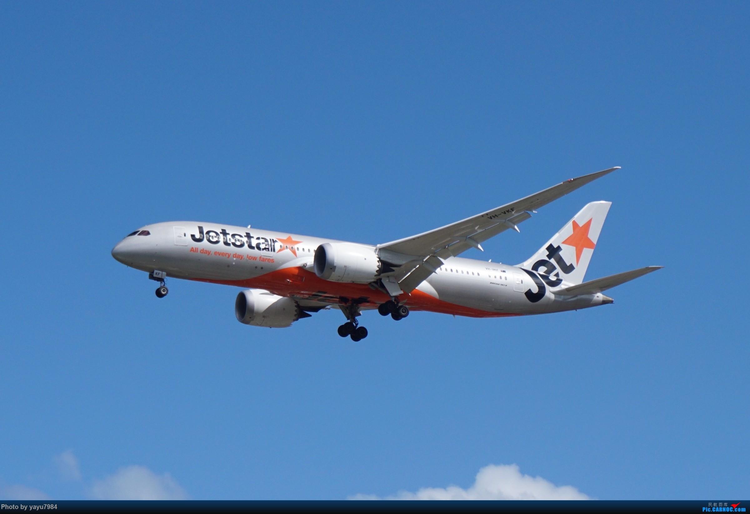 Re:[原创][SYD] 开帖分享一下16L/34R,以及07/25跑道周边的新拍机点位 BOEING 787-8 VH-VKF 澳大利亚悉尼金斯福德·史密斯机场