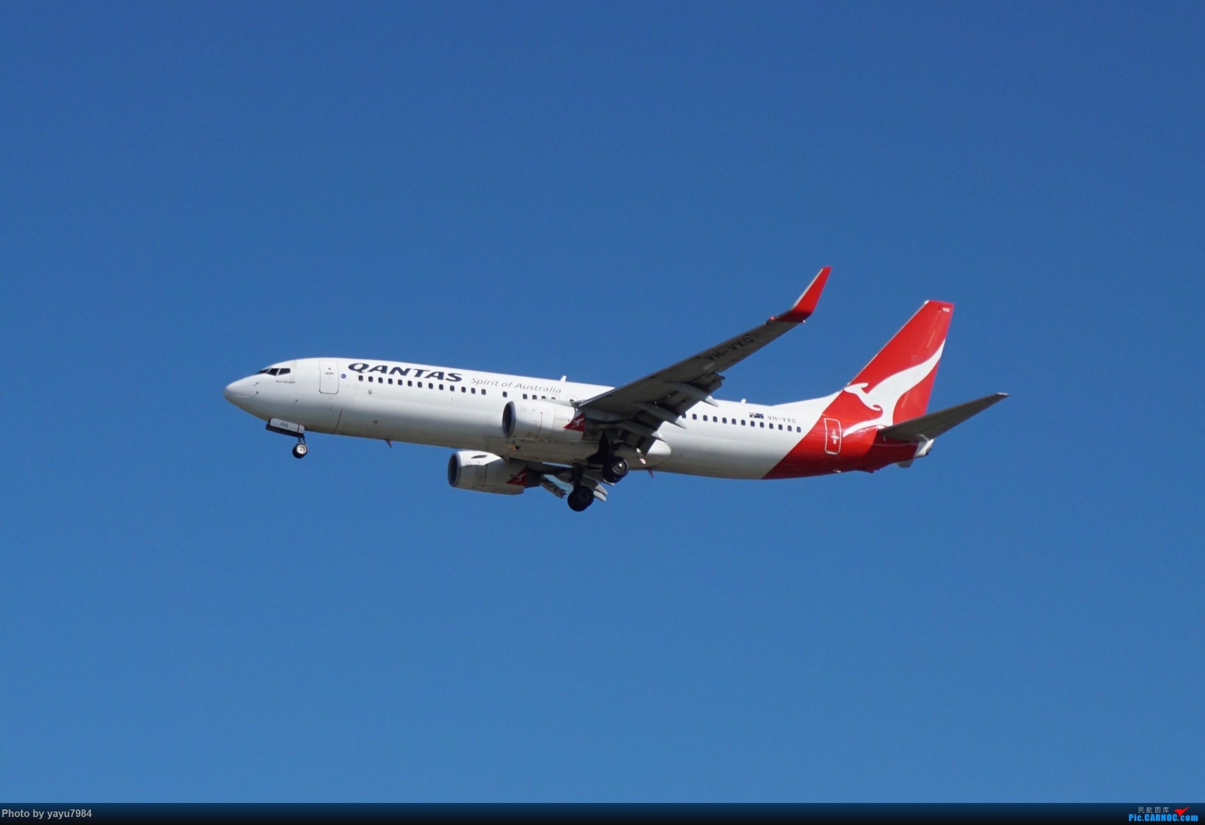 Re:[原创][SYD] 开帖分享一下16L/34R,以及07/25跑道周边的新拍机点位 BOEING 737-800 VH-VXG 澳大利亚悉尼金斯福德·史密斯机场
