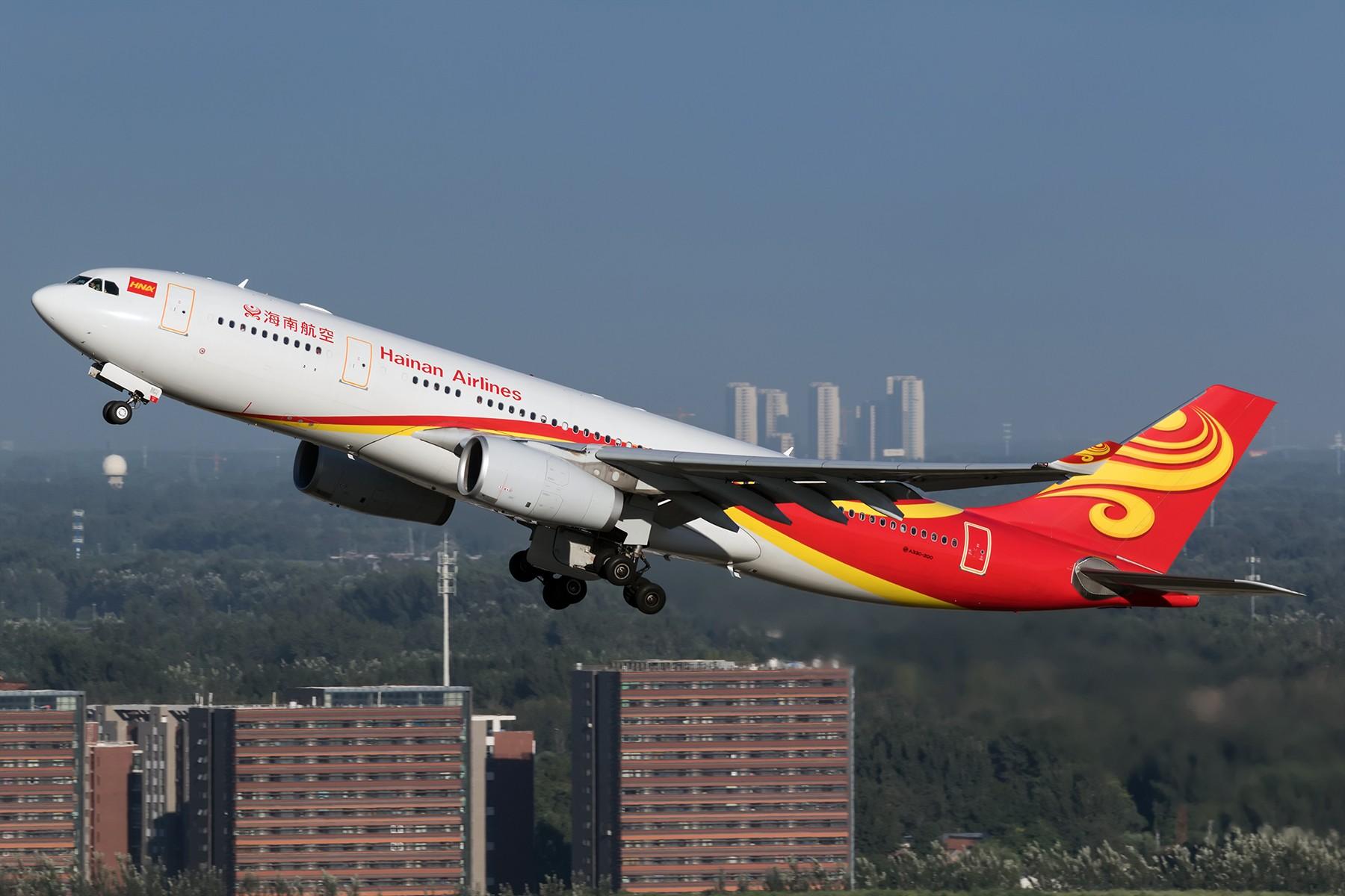 [原创]**一图党**许久没发 AIRBUS A330-200 B-5979 中国北京首都国际机场
