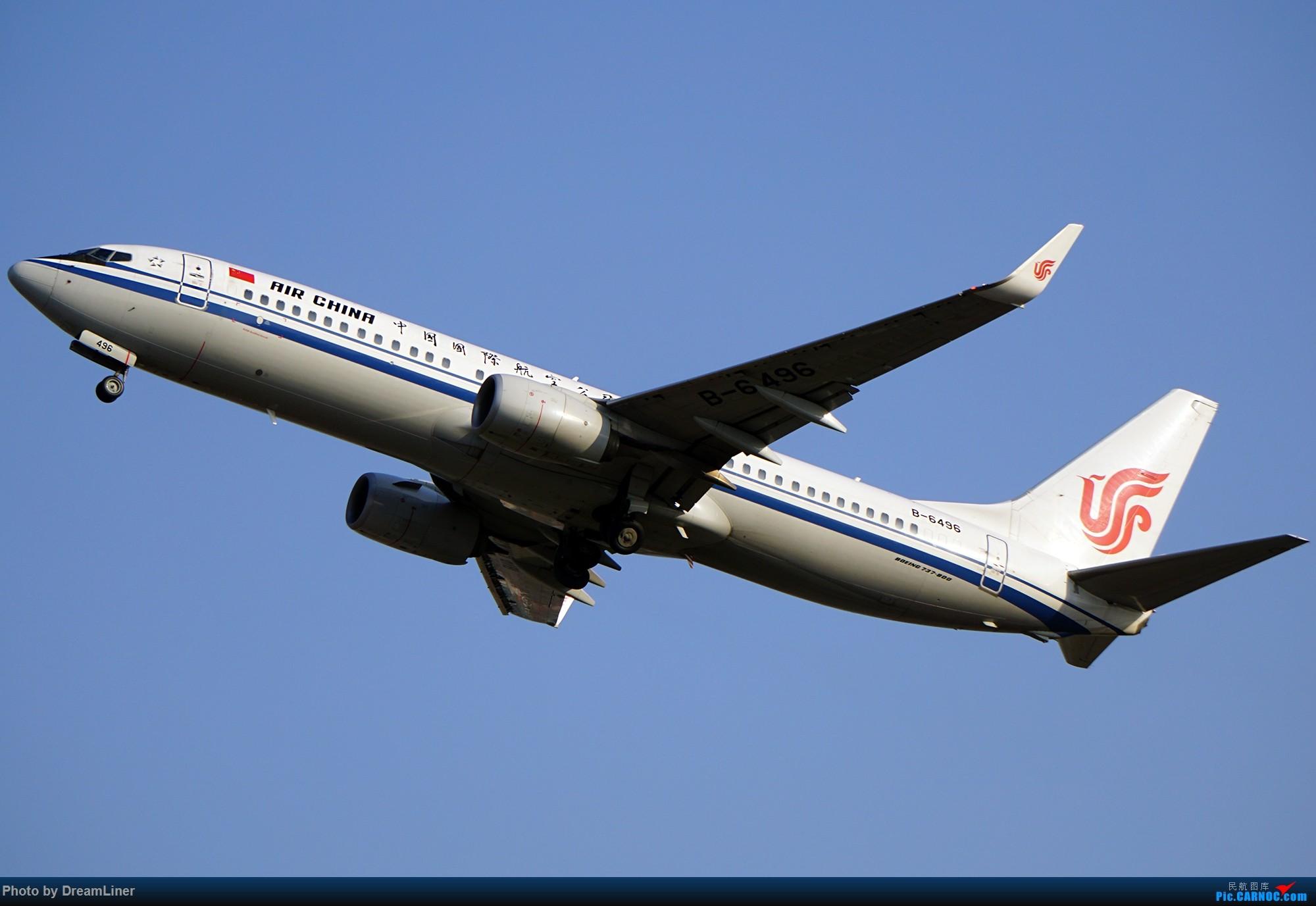 Re:[原创]一组737 BOEING 737-800 B-6496 中国广州白云国际机场