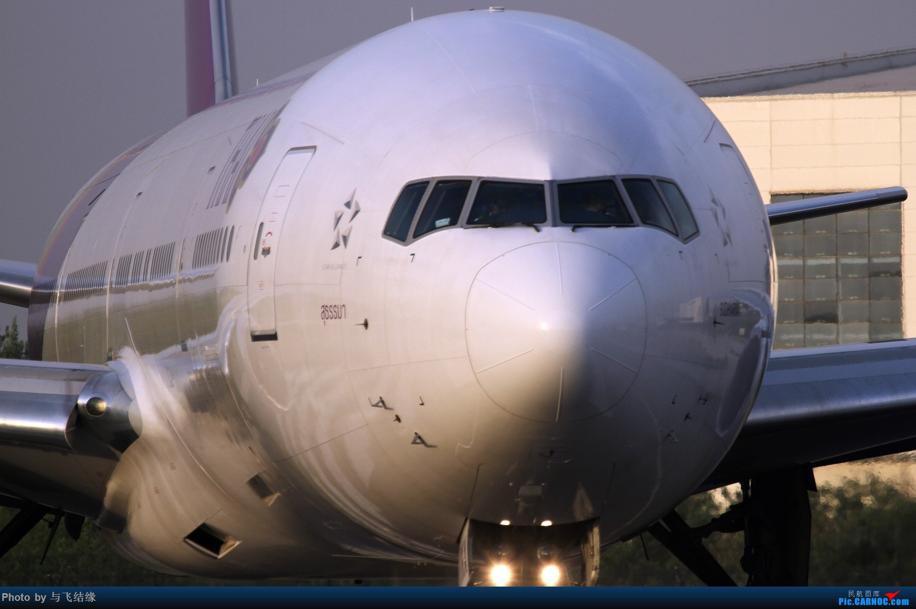 Re:[原创]******鹰杨虎视,雄姿飒爽****** BOEING 777-300ER  中国北京首都国际机场