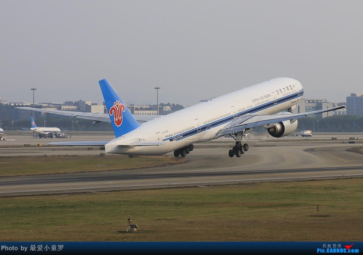 [原创]二月二,龙抬头——组图系列,最近动态 BOEING 777-300ER B-2099 中国广州白云国际机场