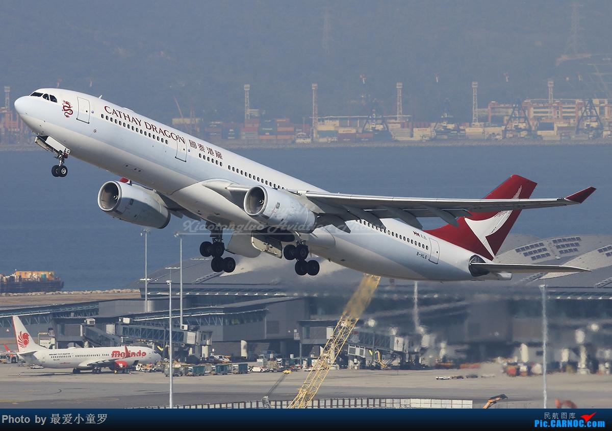 Re:[原创]二月二,龙抬头——组图系列,最近动态 AIRBUS A330-300 B-HLG 中国香港国际机场