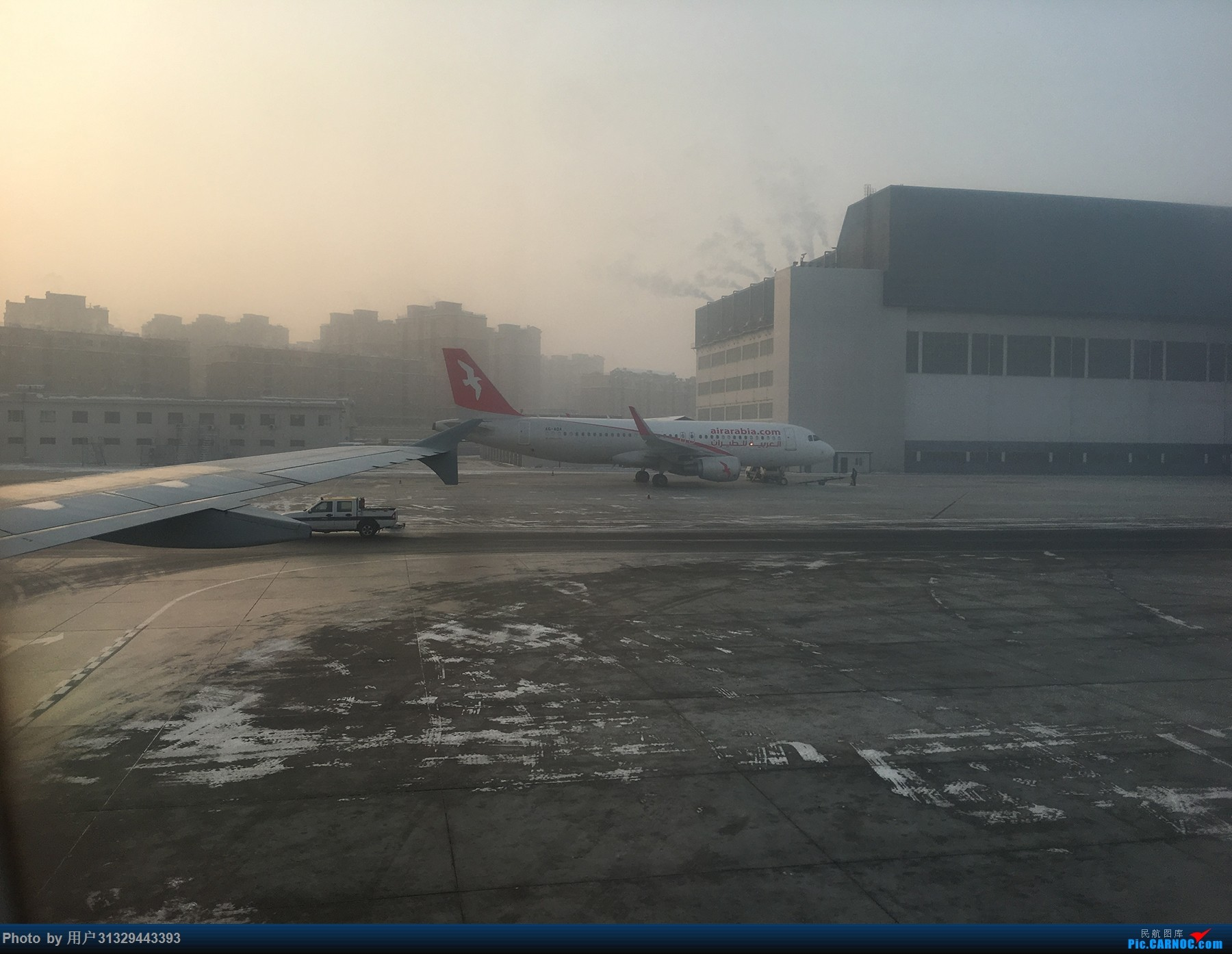 Re:东航疆内航线乌鲁木齐飞哈密体验 AIRBUS A320-200 AG-AQA 乌鲁木齐地窝堡国际机场