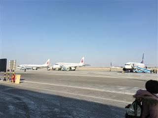 Re:東航疆內航線烏魯木齊飛哈密體驗