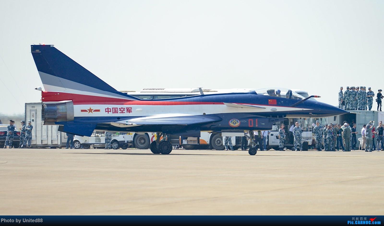Re:[原创]纪念中国第三代战斗机歼10首飞20周年! J-10AY 01 珠海金湾机场