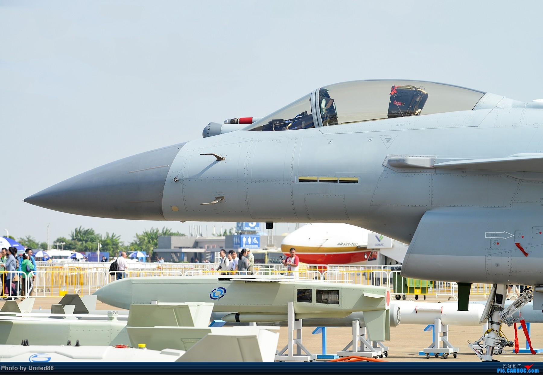 Re:[原创]纪念中国第三代战斗机歼10首飞20周年! J-10C 10537 中国珠海金湾机场