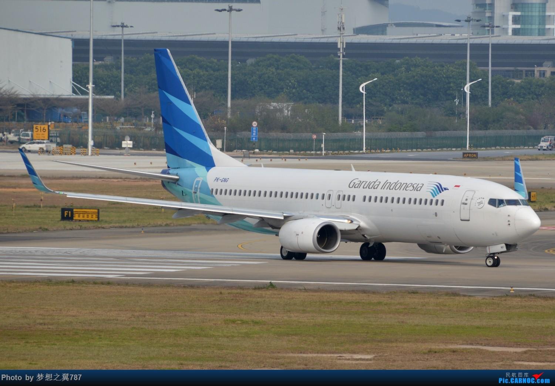 Re:[原创]冒个泡,发些存货 BOEING 737-800 PK-GNG 中国广州白云国际机场
