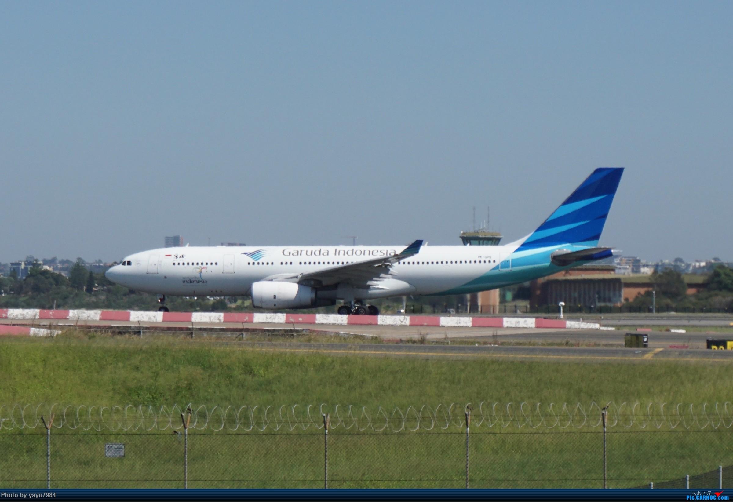 Re:[SYD] 悉尼机场午间时段出末的各式空客A330