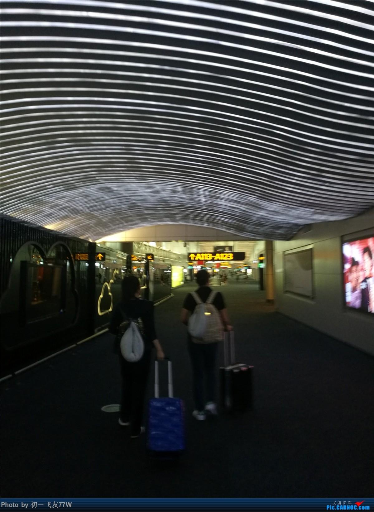 Re:[原创]【小吕游记第二季】马尔代夫往返,DHC-6水上飞机体验    中国广州白云国际机场