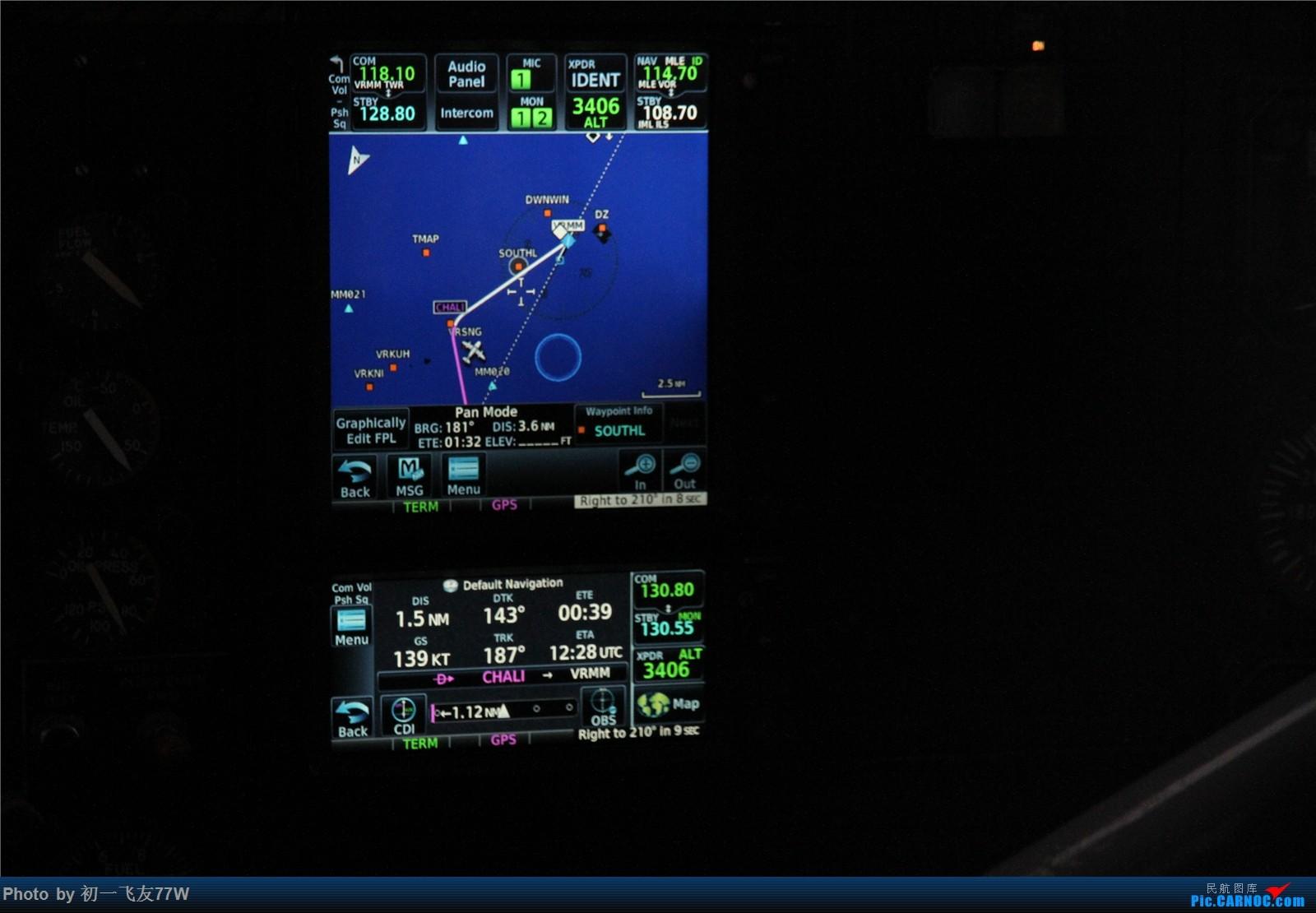 Re:[原创]【小吕游记第二季】马尔代夫往返,DHC-6水上飞机体验 DE HAVILLAN CANADA DHC-6