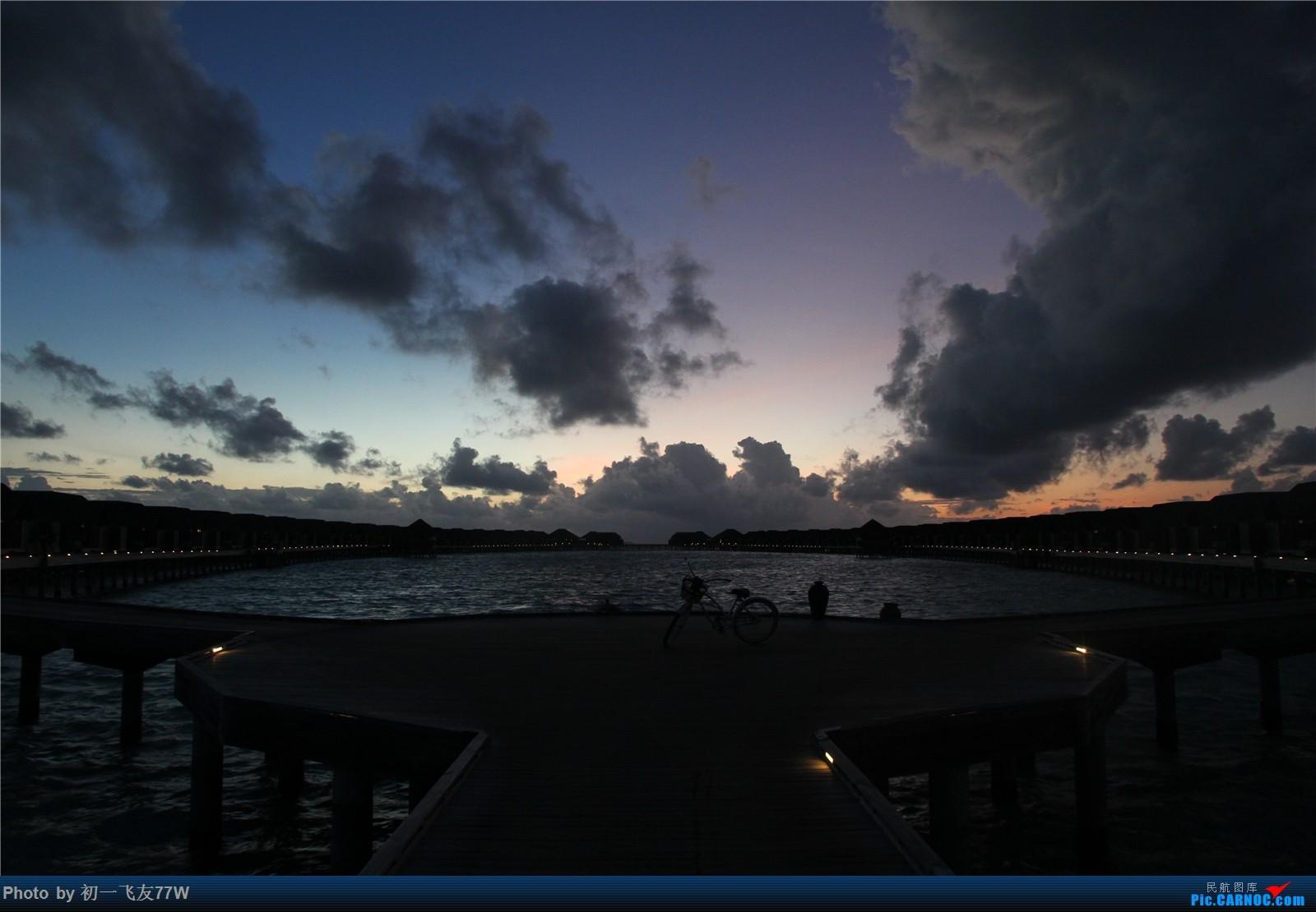 Re:[原创]【小吕游记第二季】马尔代夫往返,DHC-6水上飞机体验