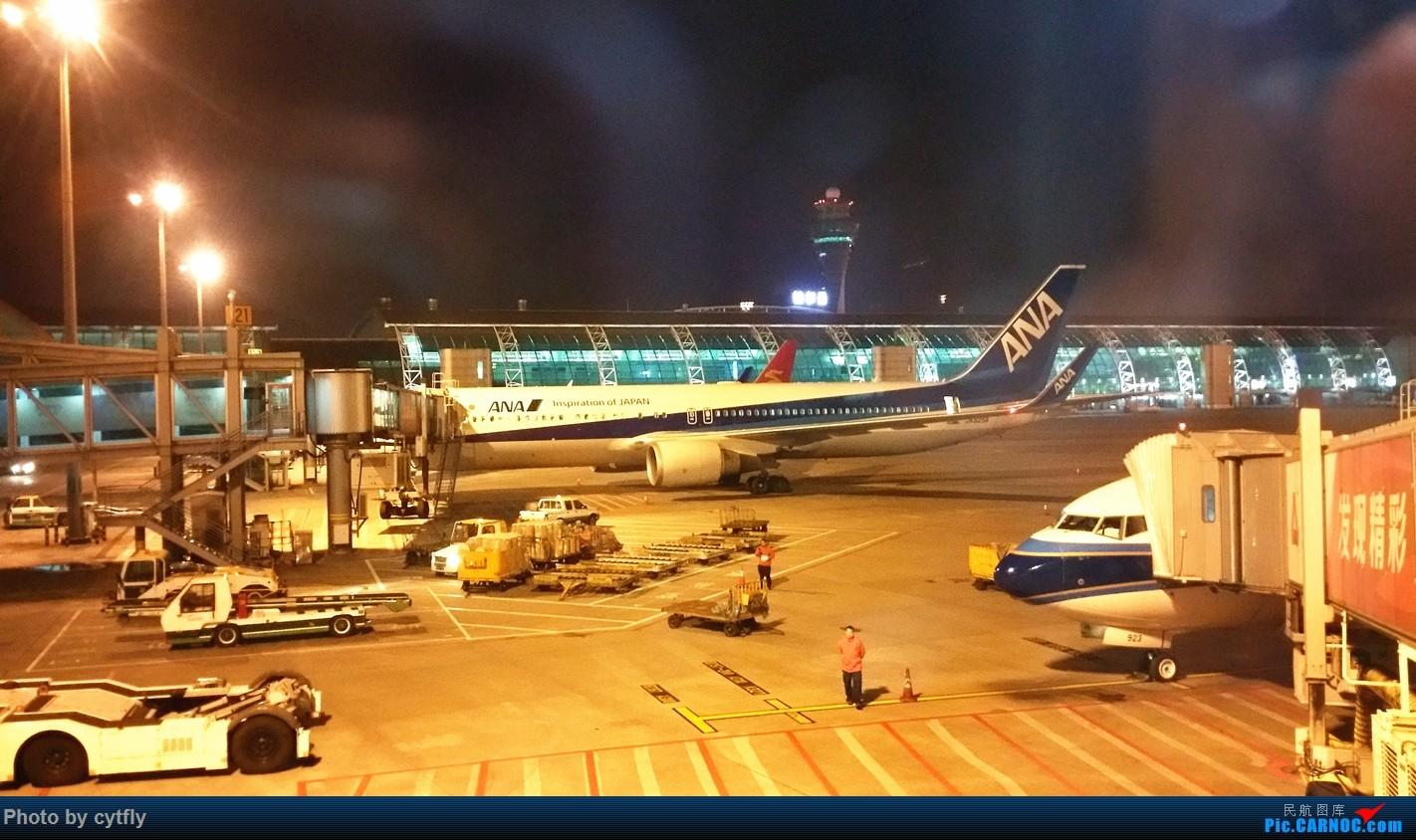 Re:【北向の飞行】3.8-3.13哥打基纳巴鲁休假之旅-更新中 BOEING 767-300ER JA625A 中国广州白云国际机场