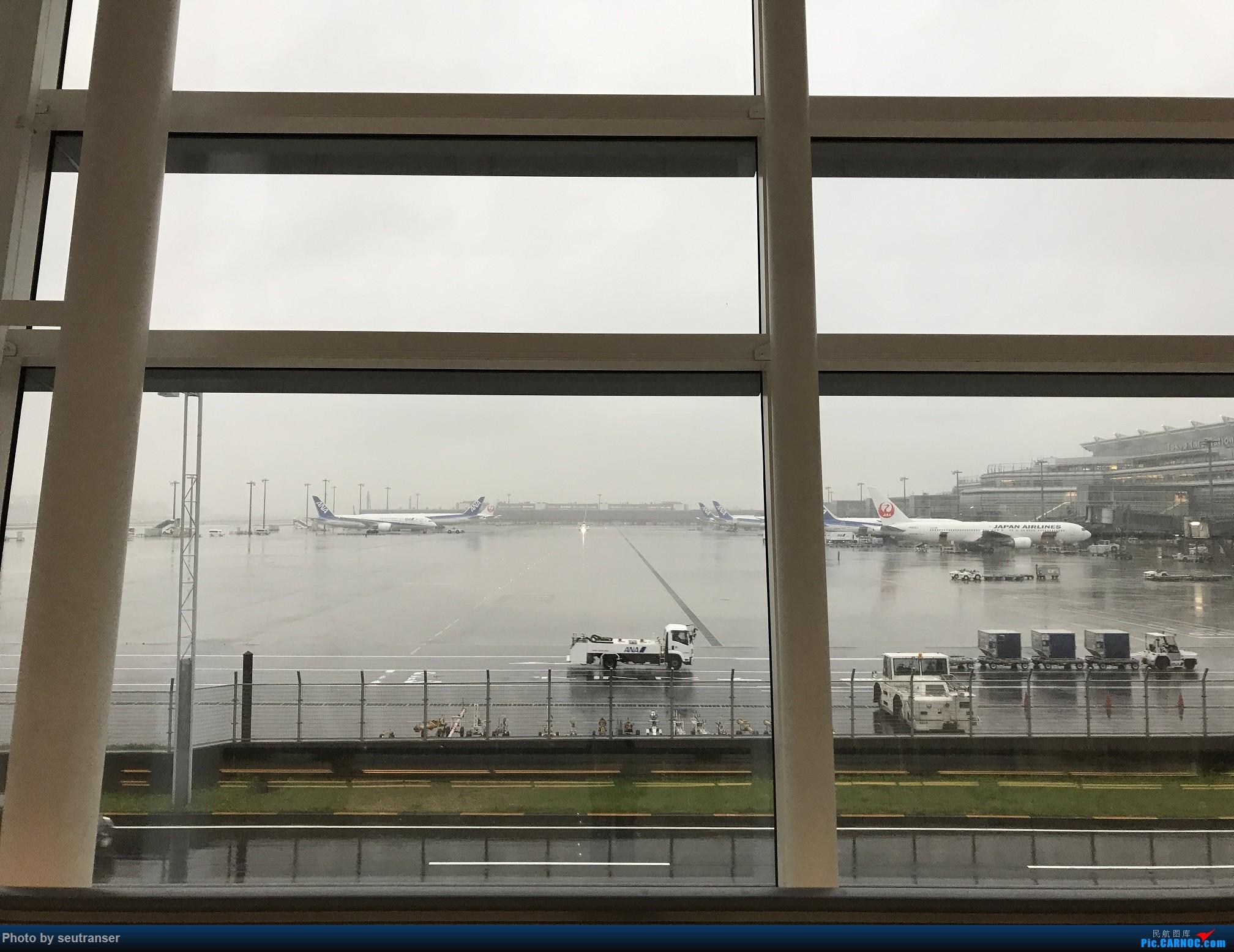 Re:[原创]迟到一年的游记,记第一次出国游—日本 AIRBUS A330-200 B-6538 上海浦东国际机场 日本东京羽田国际机场