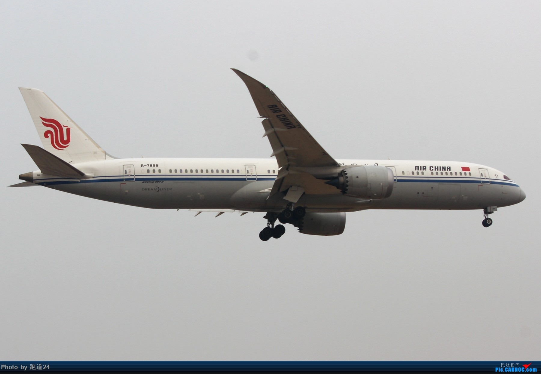 Re:[原创]3月2日CTU拍机[国航748 东方73M 红河水乡等] BOEING 787-9 B-7899 中国成都双流国际机场