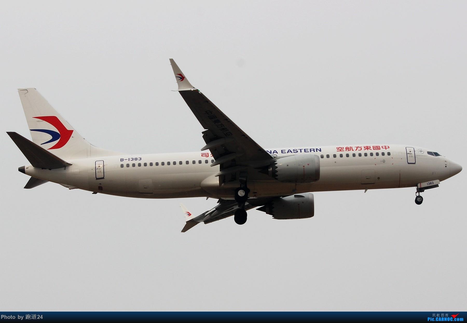 Re:[原创]3月2日CTU拍机[国航748 东方73M 红河水乡等] BOEING 737MAX-8 B-1383 中国成都双流国际机场