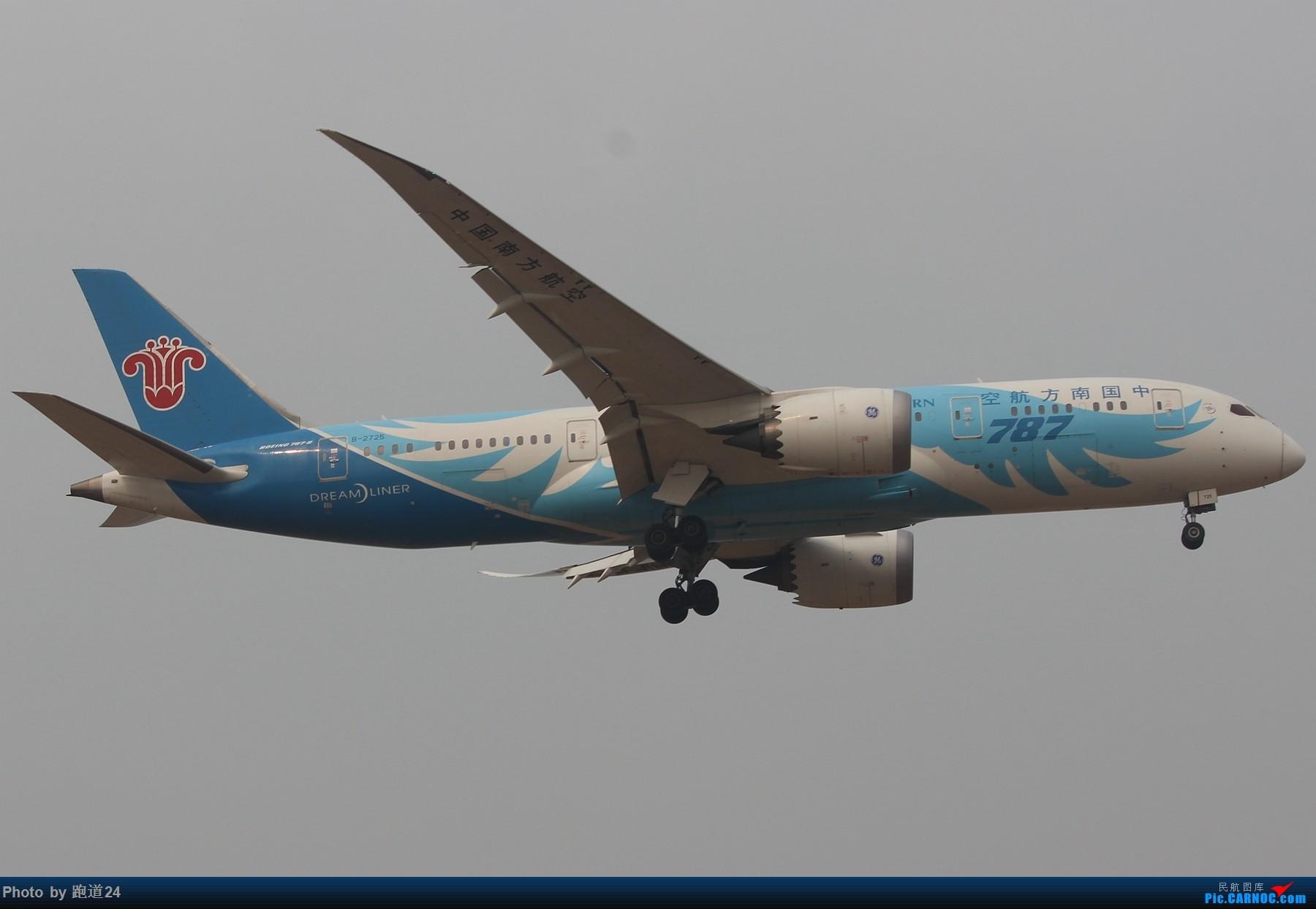 Re:[原创]3月2日CTU拍机[国航748 东方73M 红河水乡等] BOEING 787-8 B-2725 中国成都双流国际机场