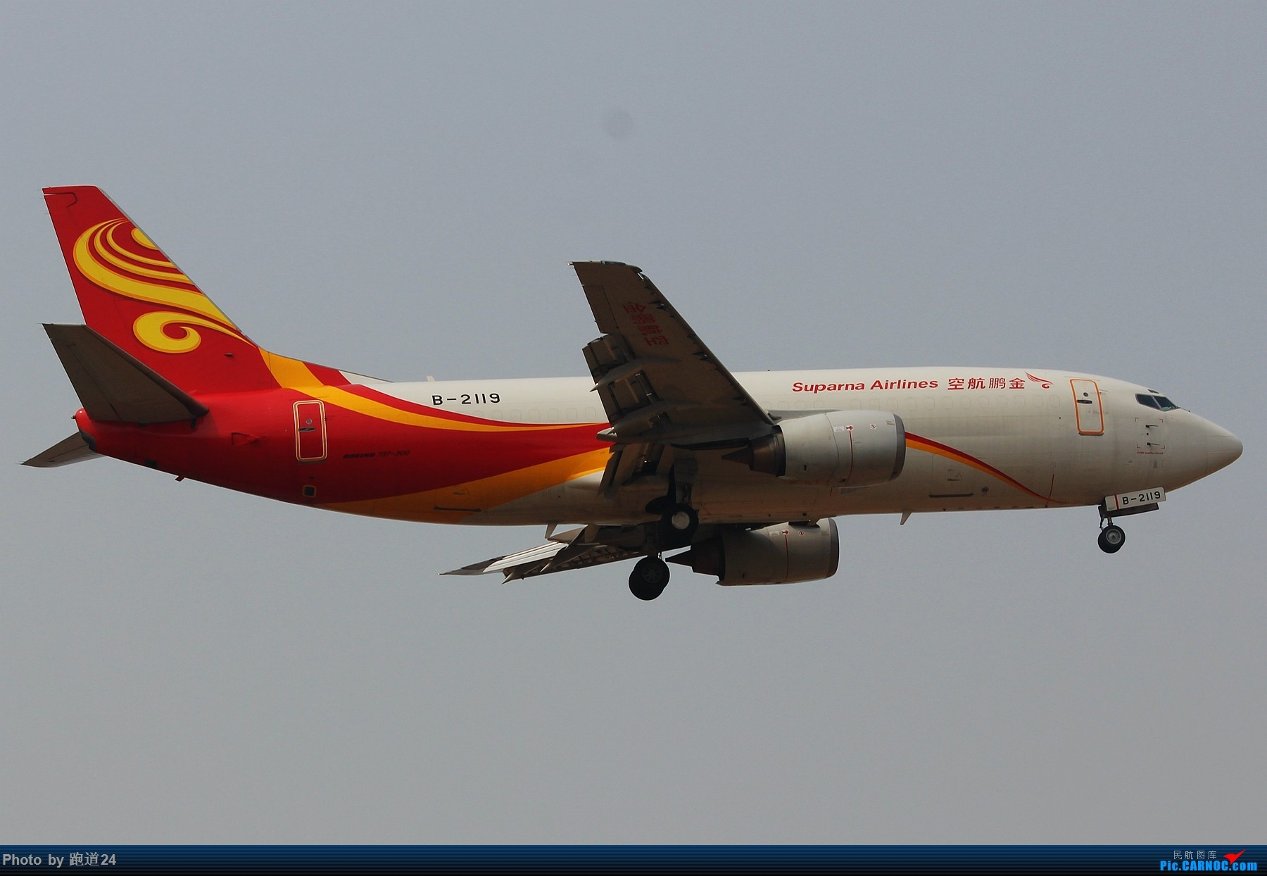 Re:[原创]3月2日CTU拍机[国航748 东方73M 红河水乡等] BOEING 737-300 B-2119 中国成都双流国际机场