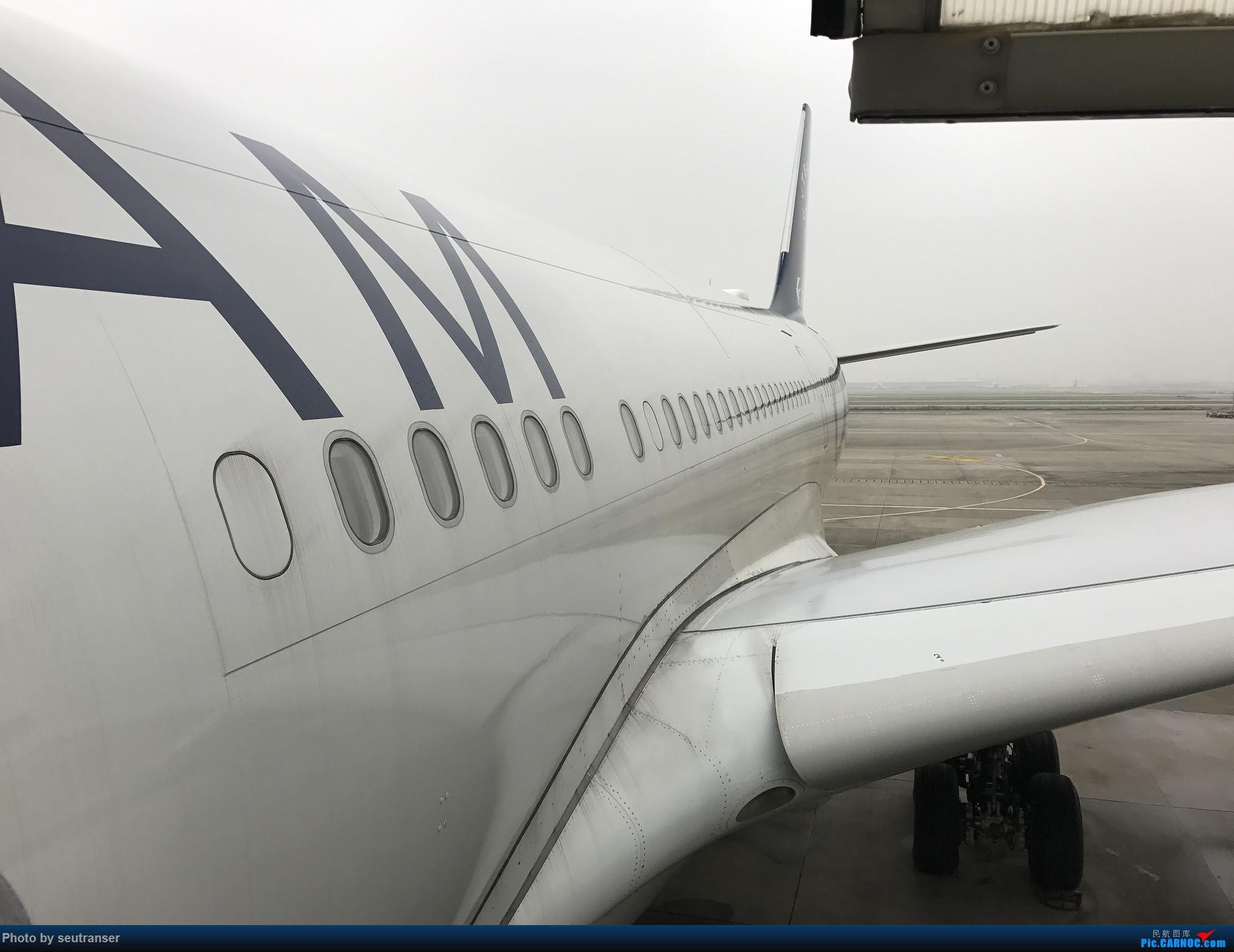 Re:[原创]迟到一年的游记,记第一次出国游—日本 AIRBUS A330-200 B-6538 上海浦东国际机场