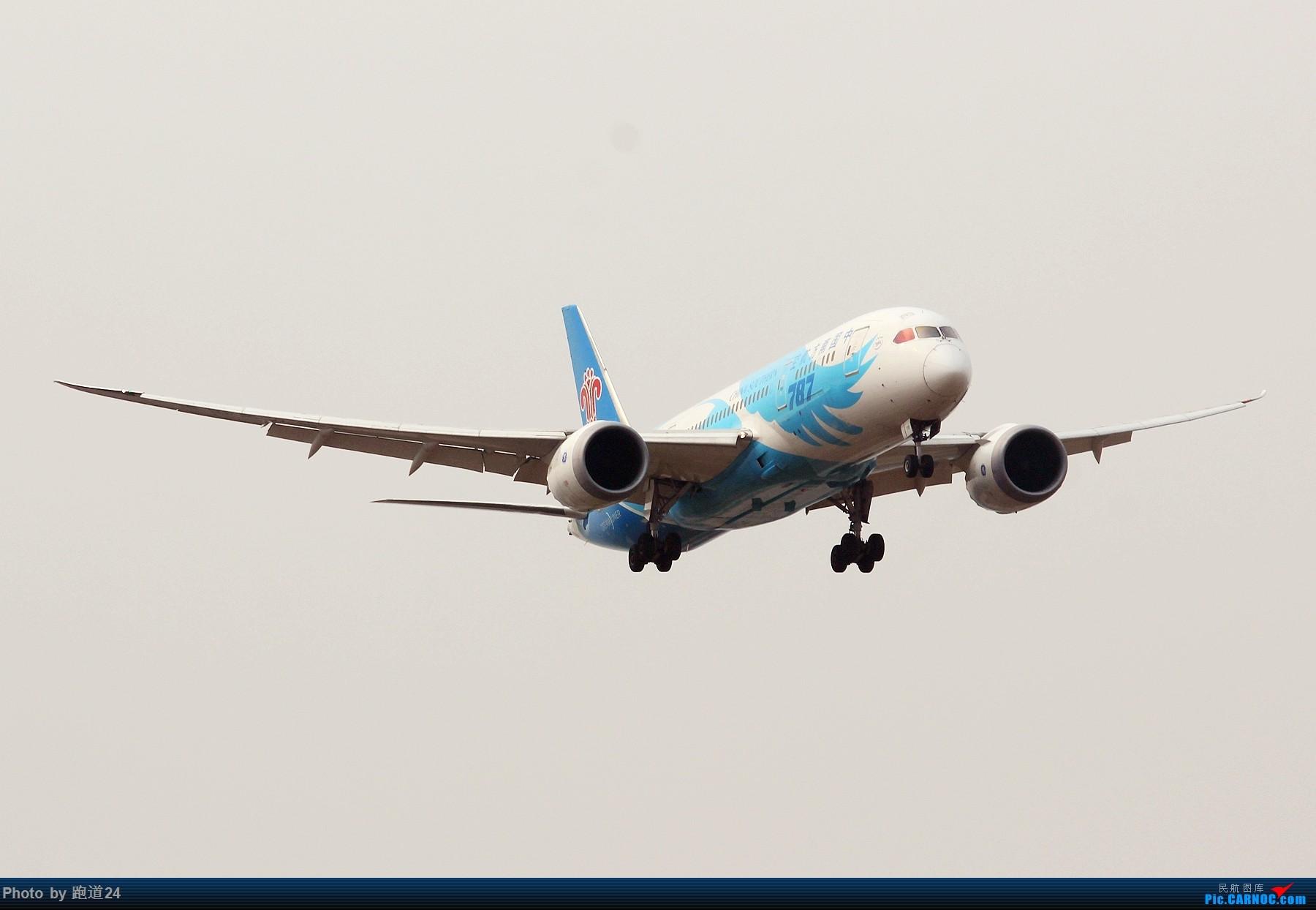 [原创][多图党]南方787 B-2725 1800*1200 BOEING 787-8 B-2725 中国成都双流国际机场