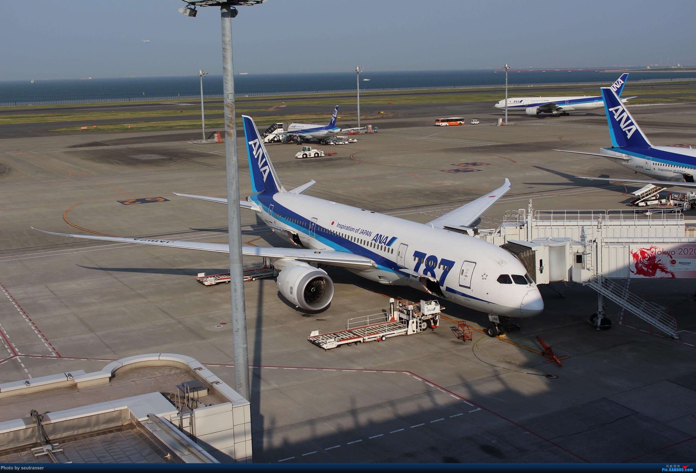 Re:[原创]迟到一年的游记,记第一次出国游 日本10天东航往返+ANA国内线+羽田机场拍机 BOEING 787-8 JA812A 日本东京羽田国际机场
