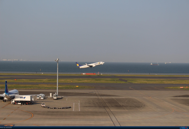 Re:[原创]迟到一年的游记,记第一次出国游 日本10天东航往返+ANA国内线+羽田机场拍机 BOEING 737-800  日本东京羽田国际机场