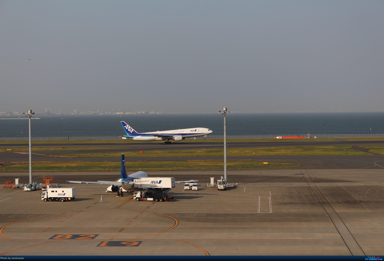 Re:[原创]迟到一年的游记,记第一次出国游 日本10天东航往返+ANA国内线+羽田机场拍机 BOEING 777-200 JA703A 日本东京羽田国际机场