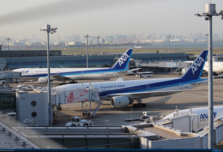 Re:[原创]迟到一年的游记,记第一次出国游 日本10天东航往返+ANA国内线+羽田机场拍机 BOEING 777 JA742A 日本东京羽田国际机场