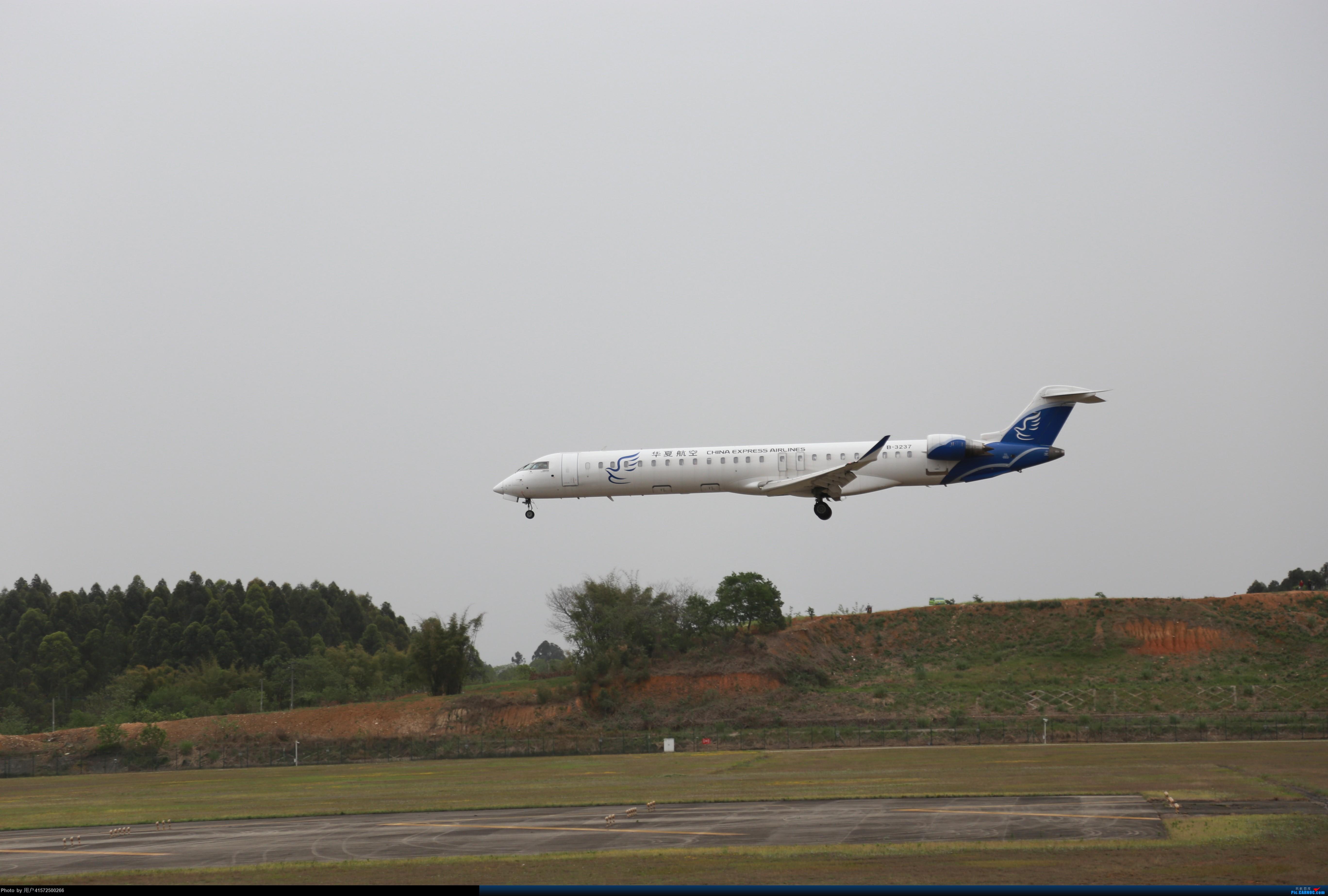 Re:[原创]CTU踩机场 BOMBARDIER CRJ900NG B-3237 中国成都双流国际机场