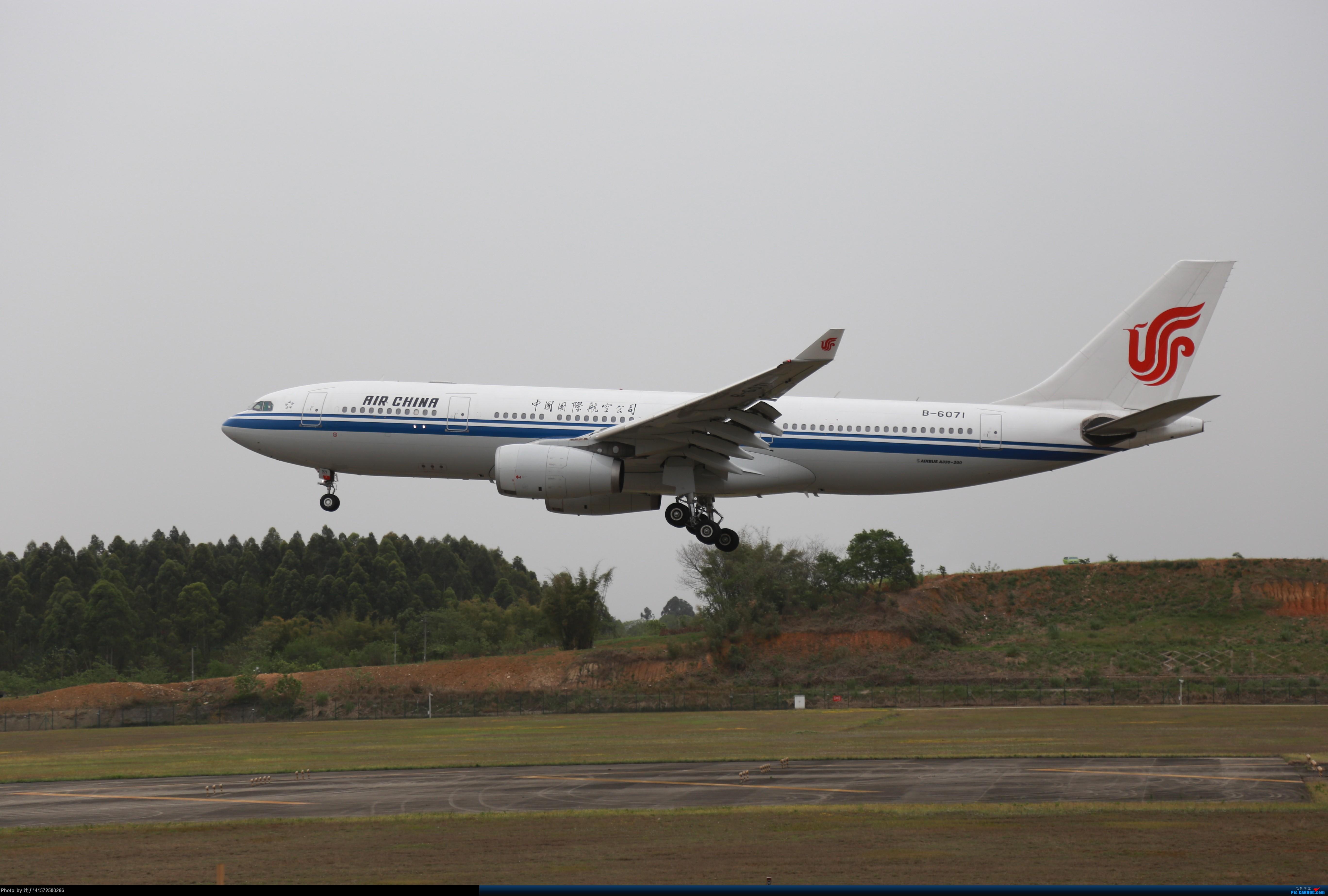 Re:CTU踩机场 AIRBUS A330-200 B-6071 中国成都双流国际机场