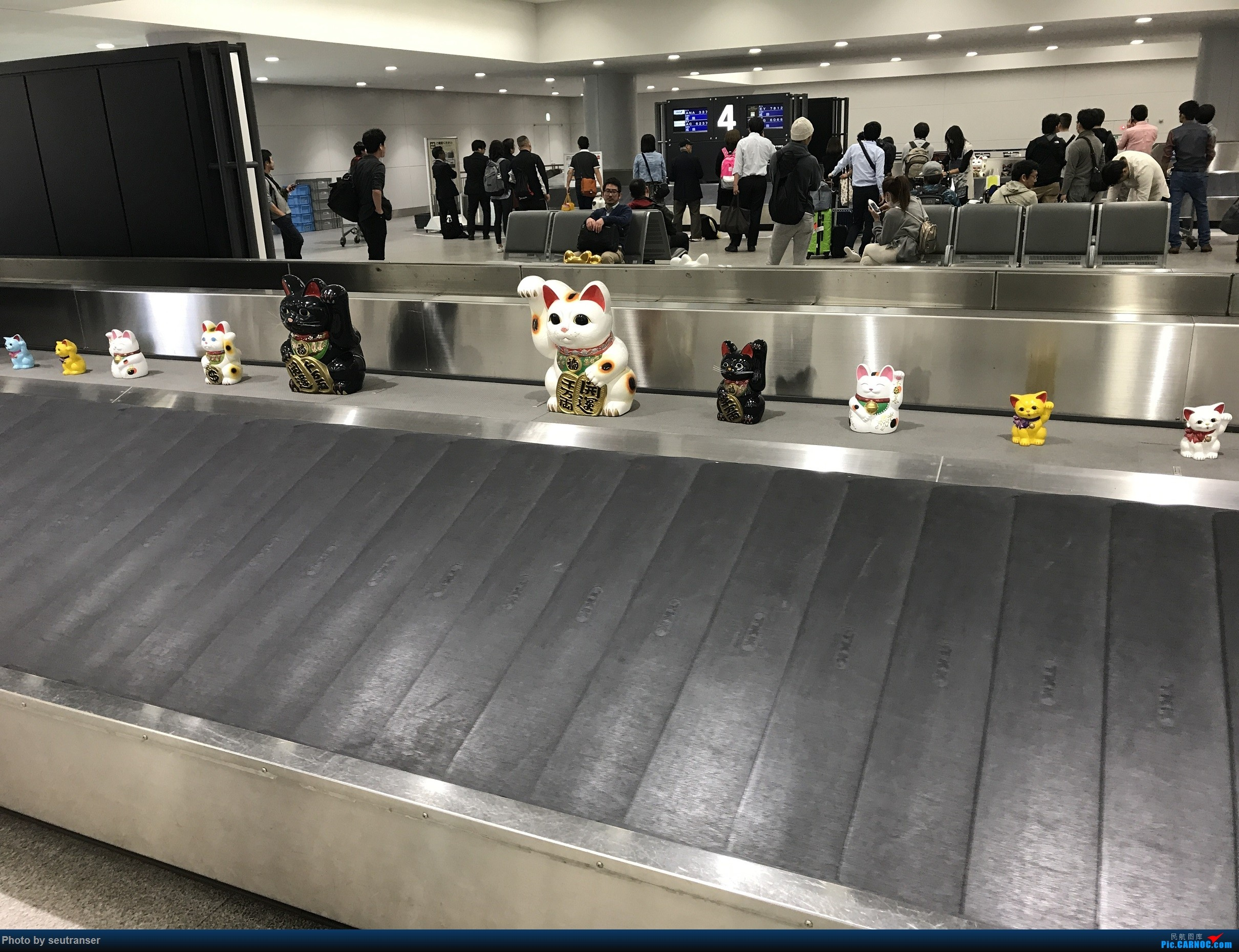 Re:[原创]迟到一年的游记,记第一次出国游 日本10天东航往返+ANA国内线+羽田机场拍机    日本名古屋中部/新特丽亚机场