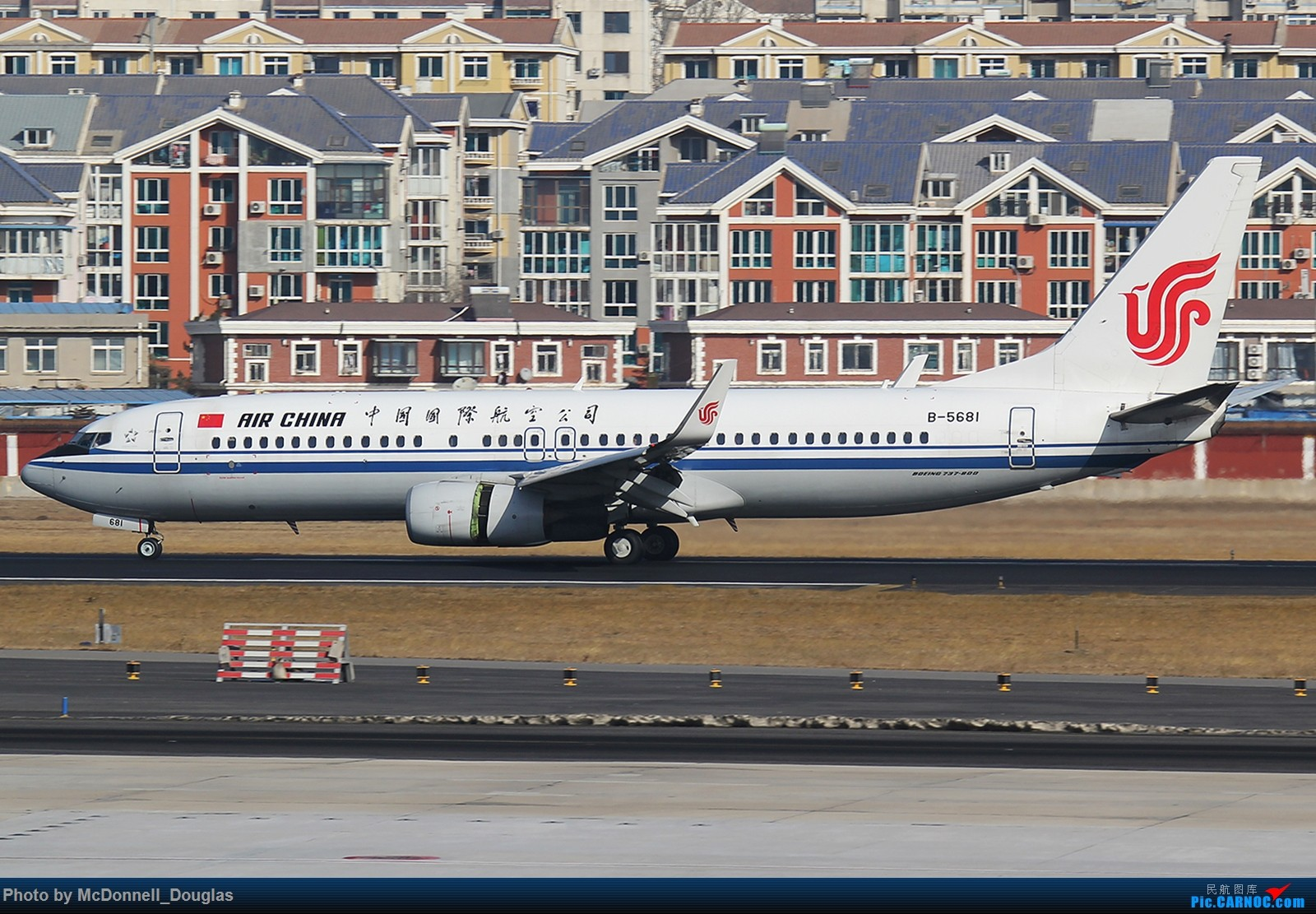 Re:【上海飞友会】年后发一波图来刷一小些存在感~ BOEING 737-89L B-5681 中国大连国际机场