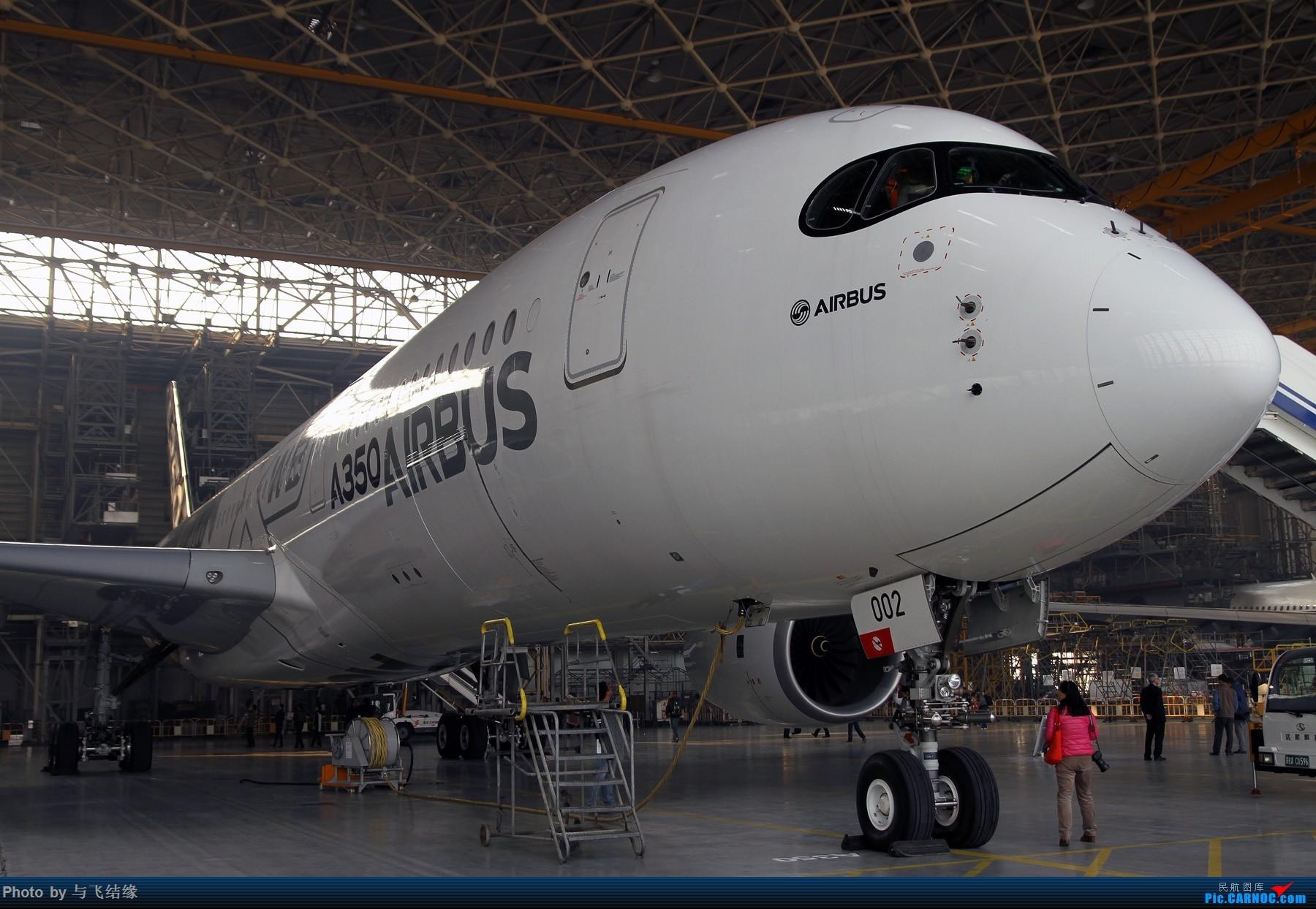 Re:[原创]在PEK的Airbus A350-900(部分) AIRBUS A350-900 F-WWCF 中国北京首都国际机场