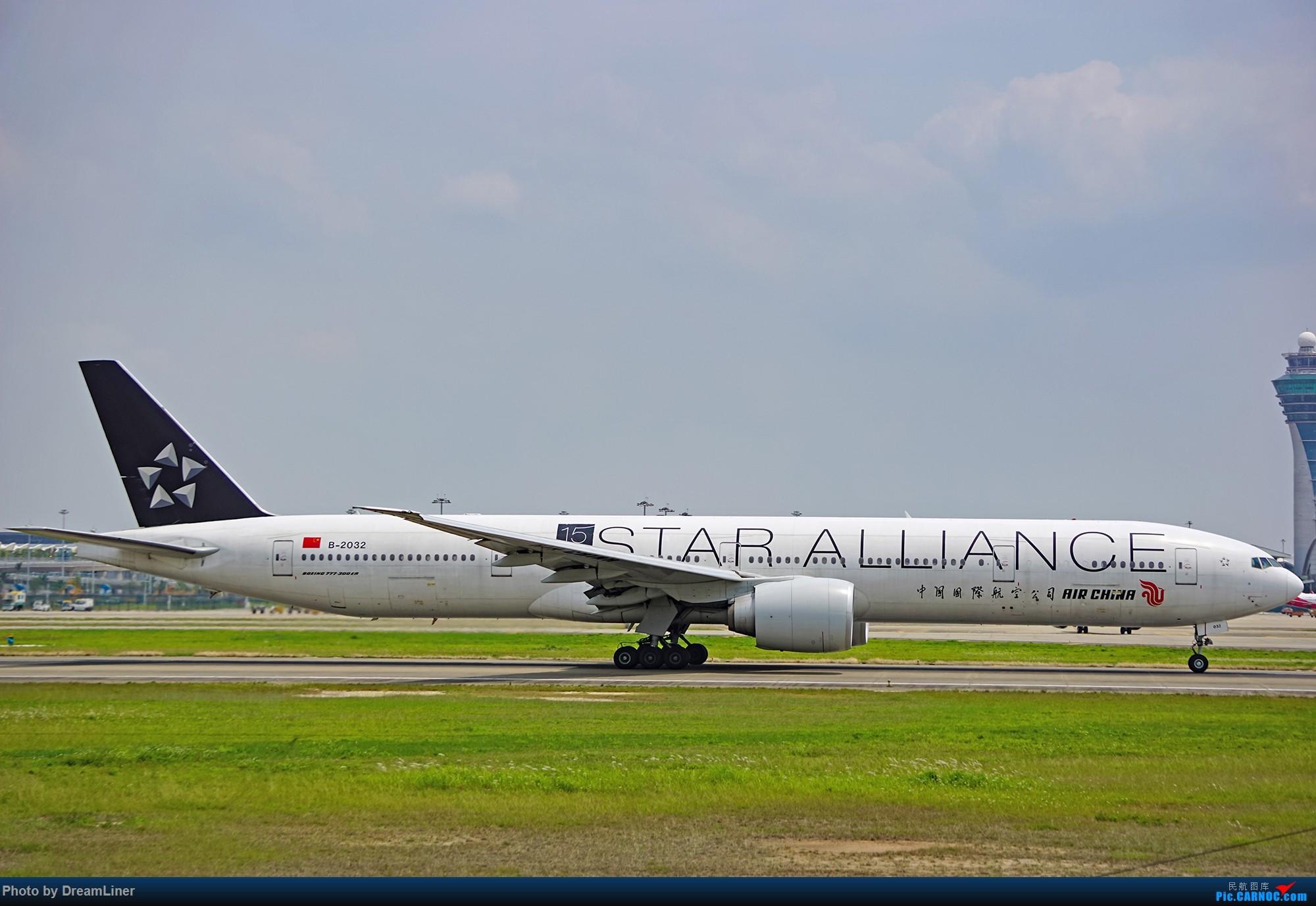Re:【CAN】清明大烂天 BOEING 777-300ER B-2032 中国广州白云国际机场