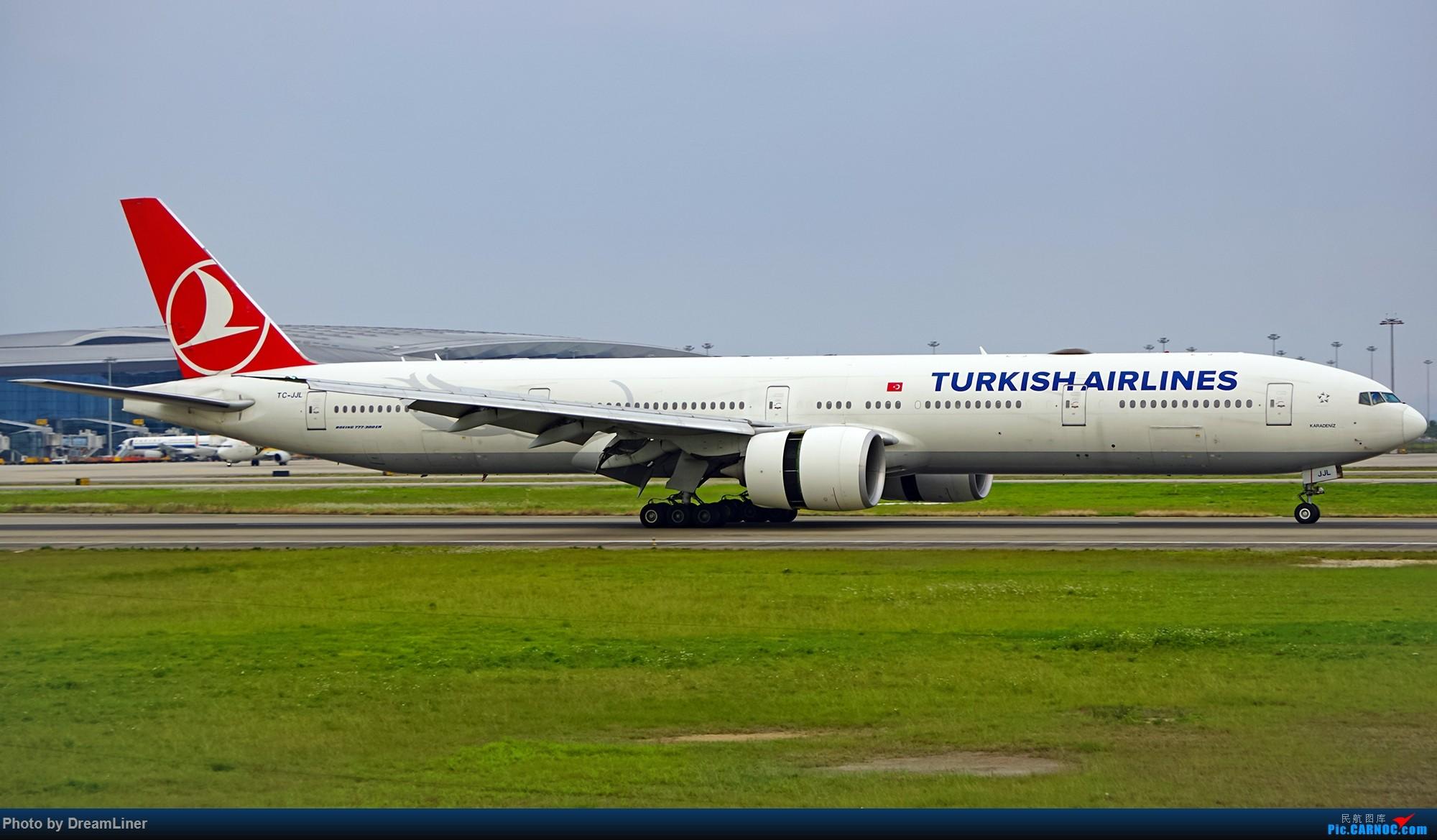 Re:[原创]【CAN】清明大烂天 BOEING 777-300ER TC-JJL 中国广州白云国际机场
