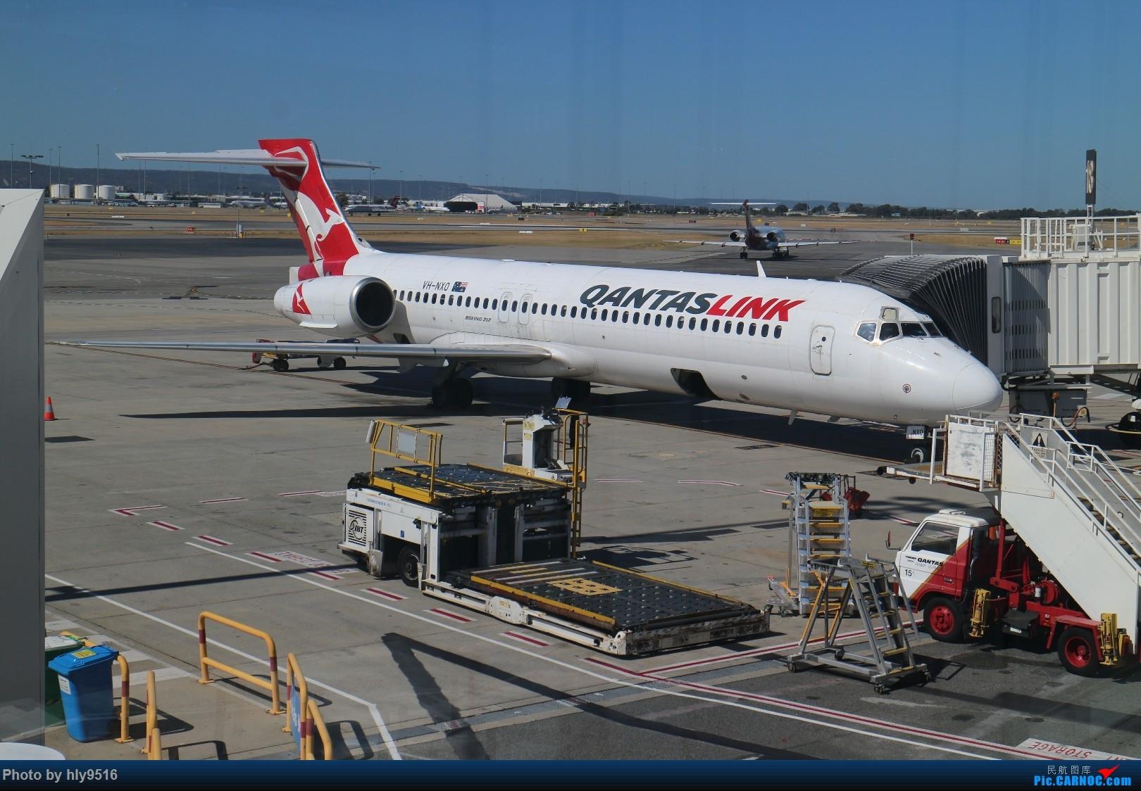 Re:[原创]【PER-MEL】第一次发游记,体验澳航最长航线QF10澳洲国内段 BOEING 717-200 VH-NXO PER