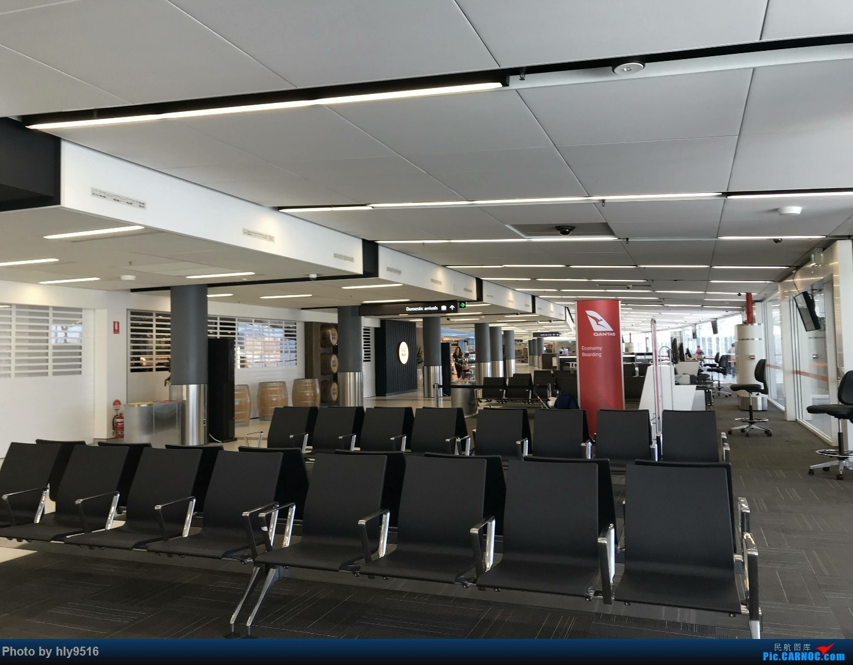 Re:[原创]【PER-MEL】第一次发游记,体验澳航最长航线QF10澳洲国内段    澳大利亚珀斯机场