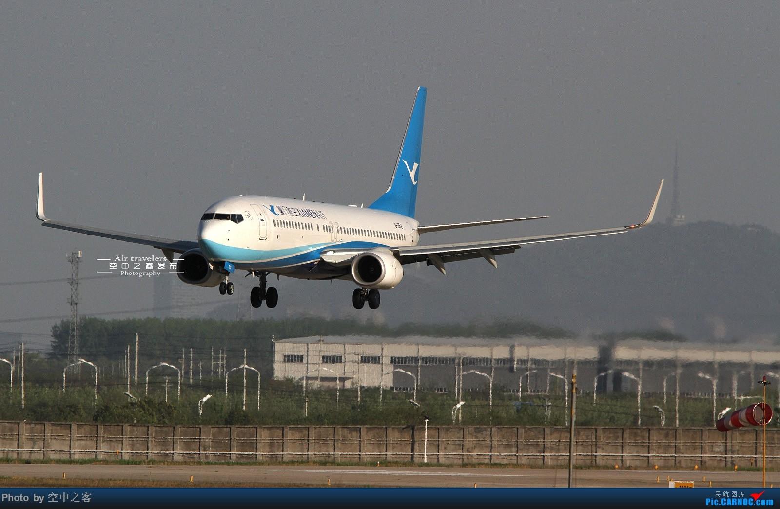 [原创][合肥飞友会-霸都打机队 空中之客发布]去新桥机场散散心 738居多 BOEING 737-800 B-1352 合肥新桥国际机场