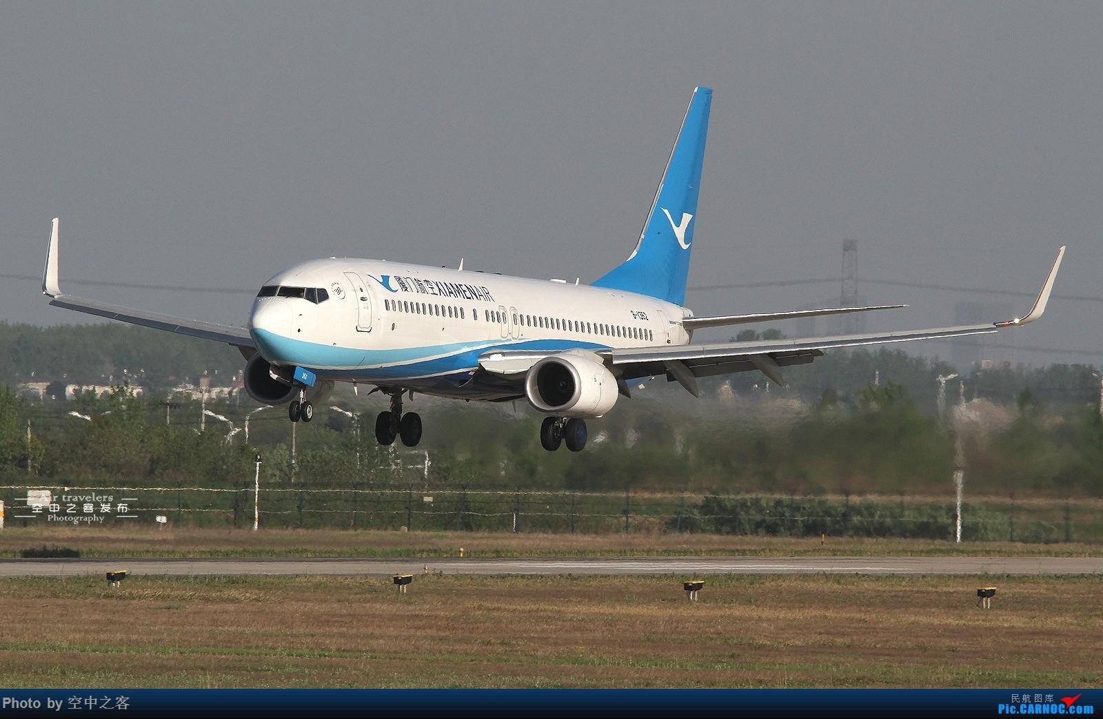 Re:[原创][合肥飞友会-霸都打机队 空中之客发布]去新桥机场散散心 738居多 BOEING 737-800 B-1352 合肥新桥国际机场