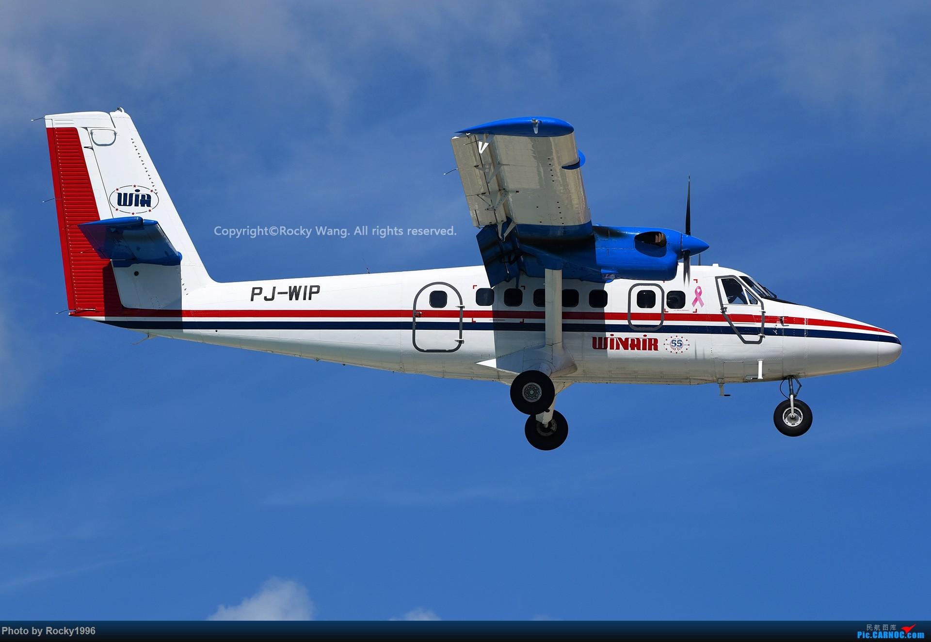 Re:[原创]My endless Caribbean dream——圣马丁朱莉安娜公主机场拍机记 DE HAVILLAND CANADA DHC-6-300 TWIN OTTER PJ-WIP 荷属安的列斯群岛朱利安娜公主机场