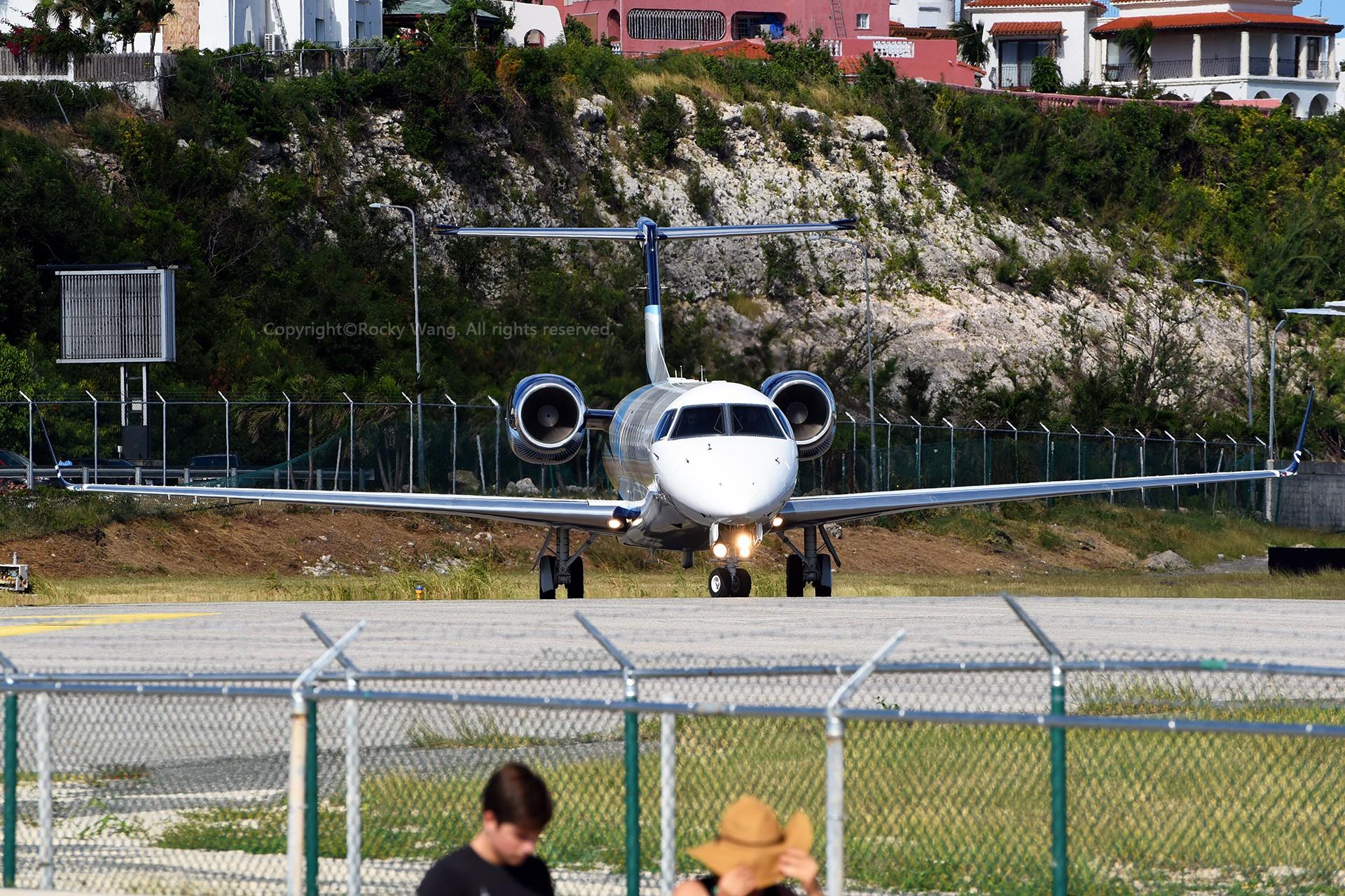 Re:[原创]My endless Caribbean dream——圣马丁朱莉安娜公主机场拍机记 EMBRAER ERJ-135BJ LEGACY 600 N515JT 荷属安的列斯群岛朱利安娜公主机场