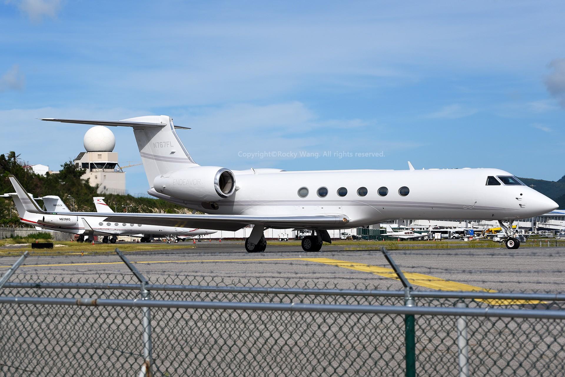Re:[原创]My endless Caribbean dream——圣马丁朱莉安娜公主机场拍机记 GULFSTREAM G-V N767FL 荷属安的列斯群岛朱利安娜公主机场