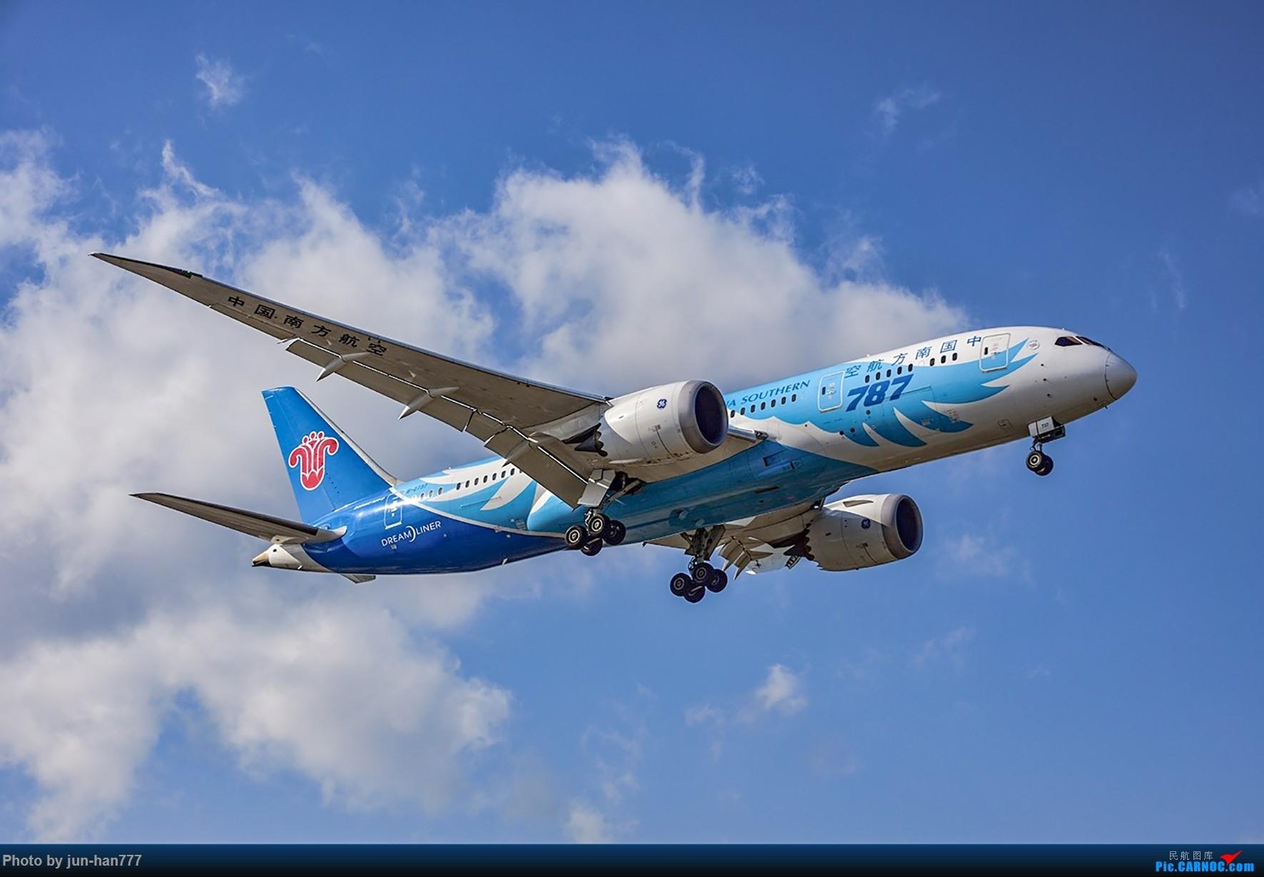 [原创]那家的787好看 BOEING 787