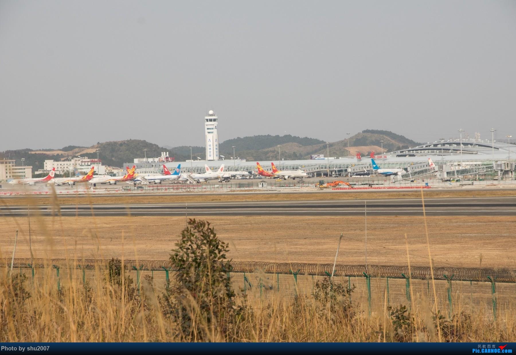 Re:[原创]发些桂林机场    中国桂林两江国际机场