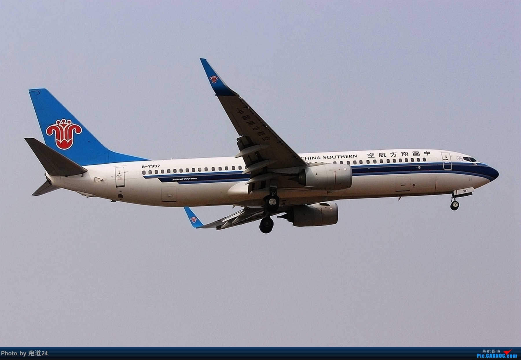 Re:[原创][多图党]靓图一组 BOEING 737-800 B-7997 中国成都双流国际机场