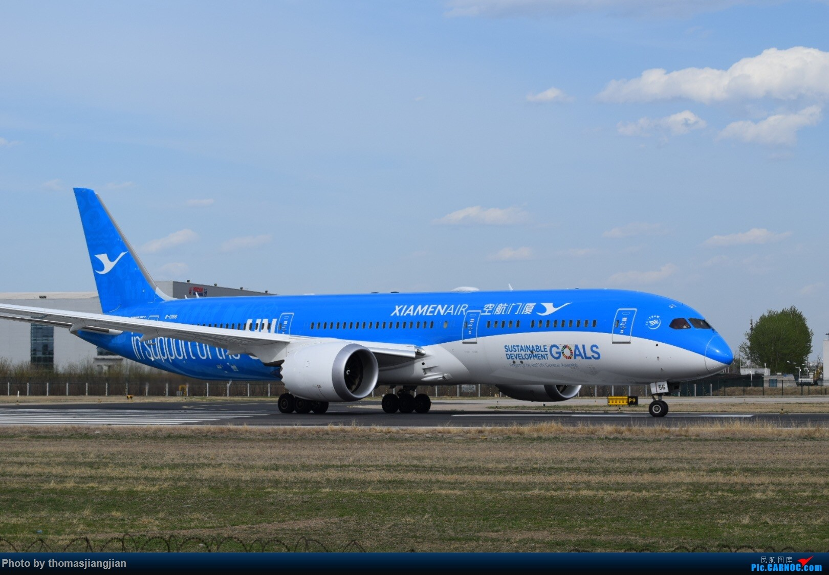Re:继续探索铁匠营 BOEING 787-9
