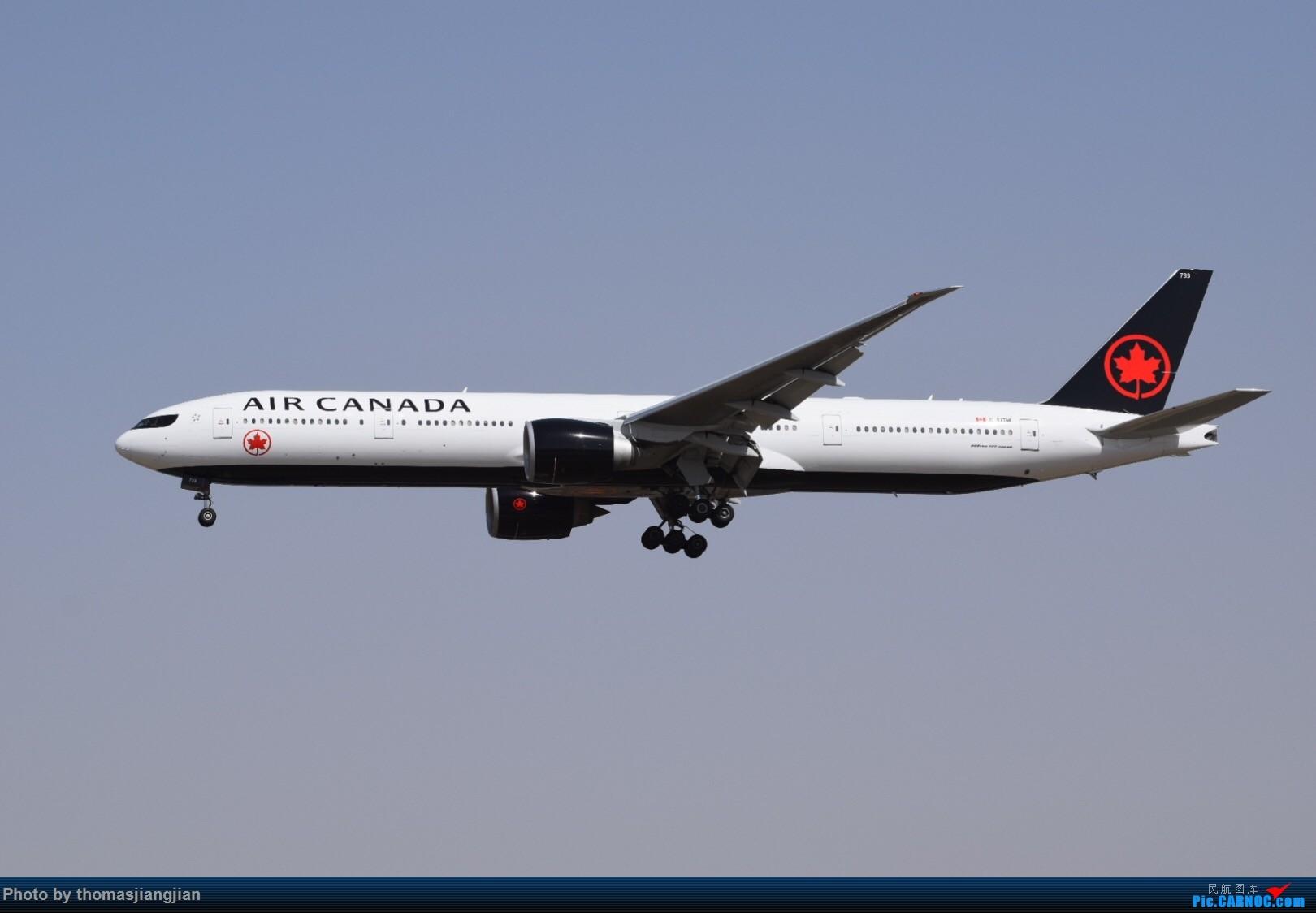 Re:继续探索铁匠营 BOEING 777-300ER